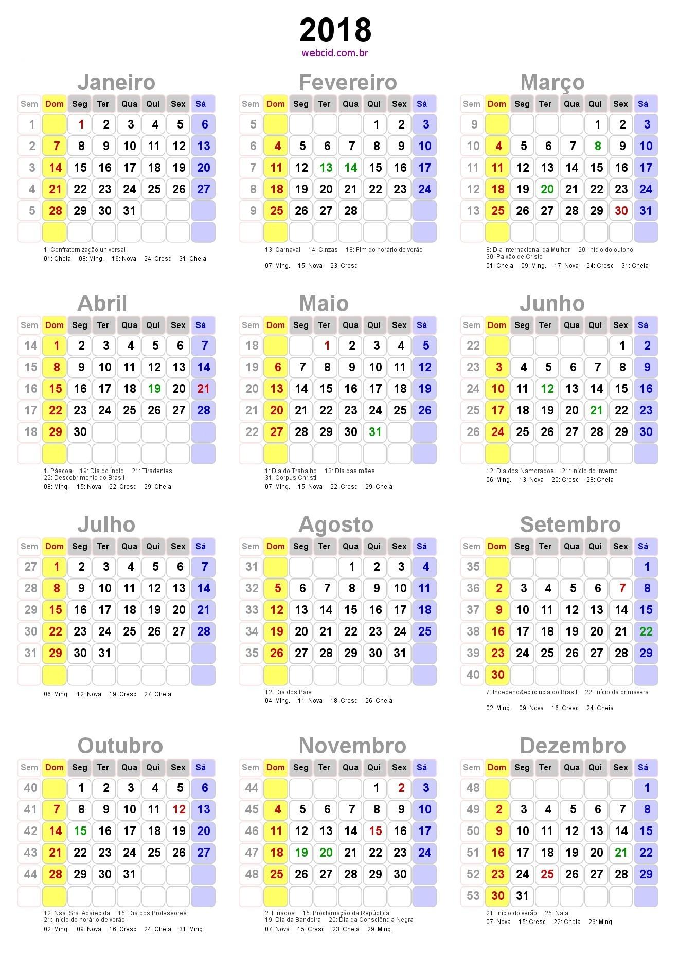 Calendario 2017 Com Lua E Feriados Para Imprimir Más Caliente Evaluar Calendario 2019 Con Sus Feriados Of Calendario 2017 Com Lua E Feriados Para Imprimir Más Populares atividades Diarias Realidade Suspensa organiza§£o Pinterest
