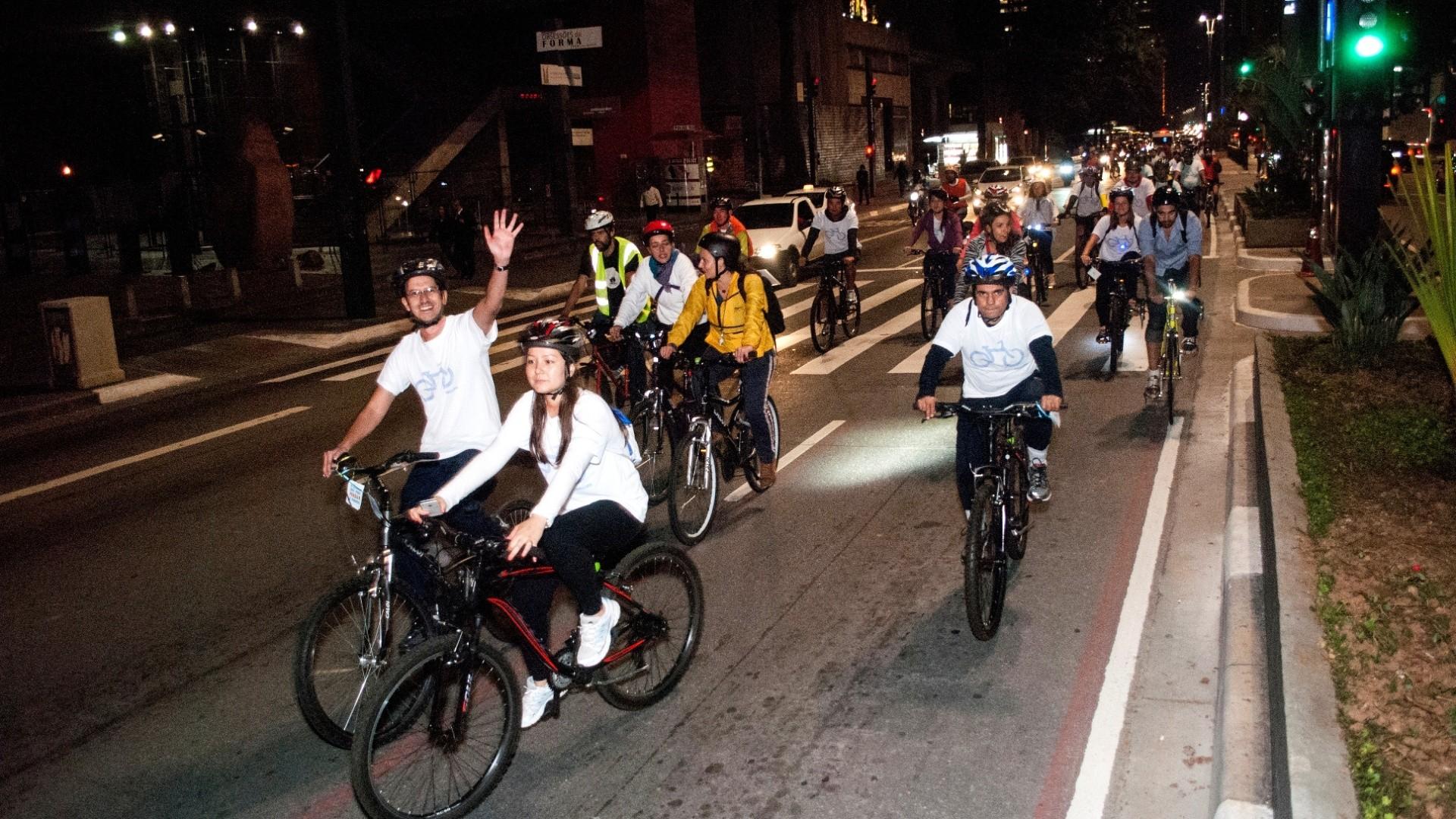 Imagens Dia Do Ciclista No Brasil