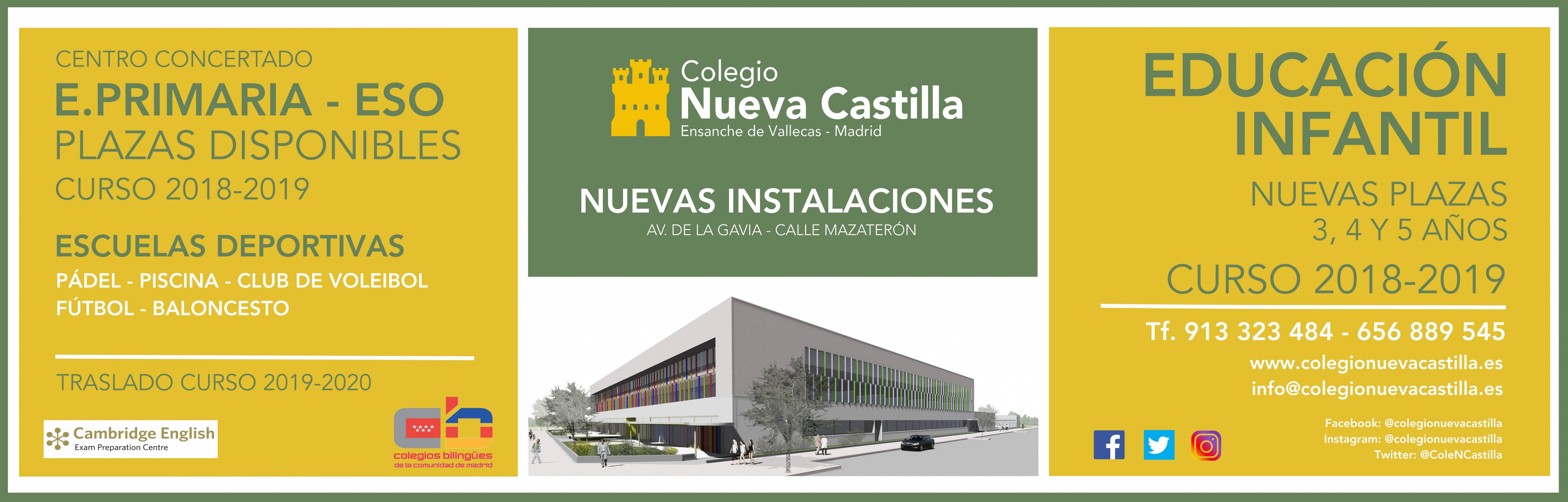Precio reducido edor 2018 2019 Colegio Altamira