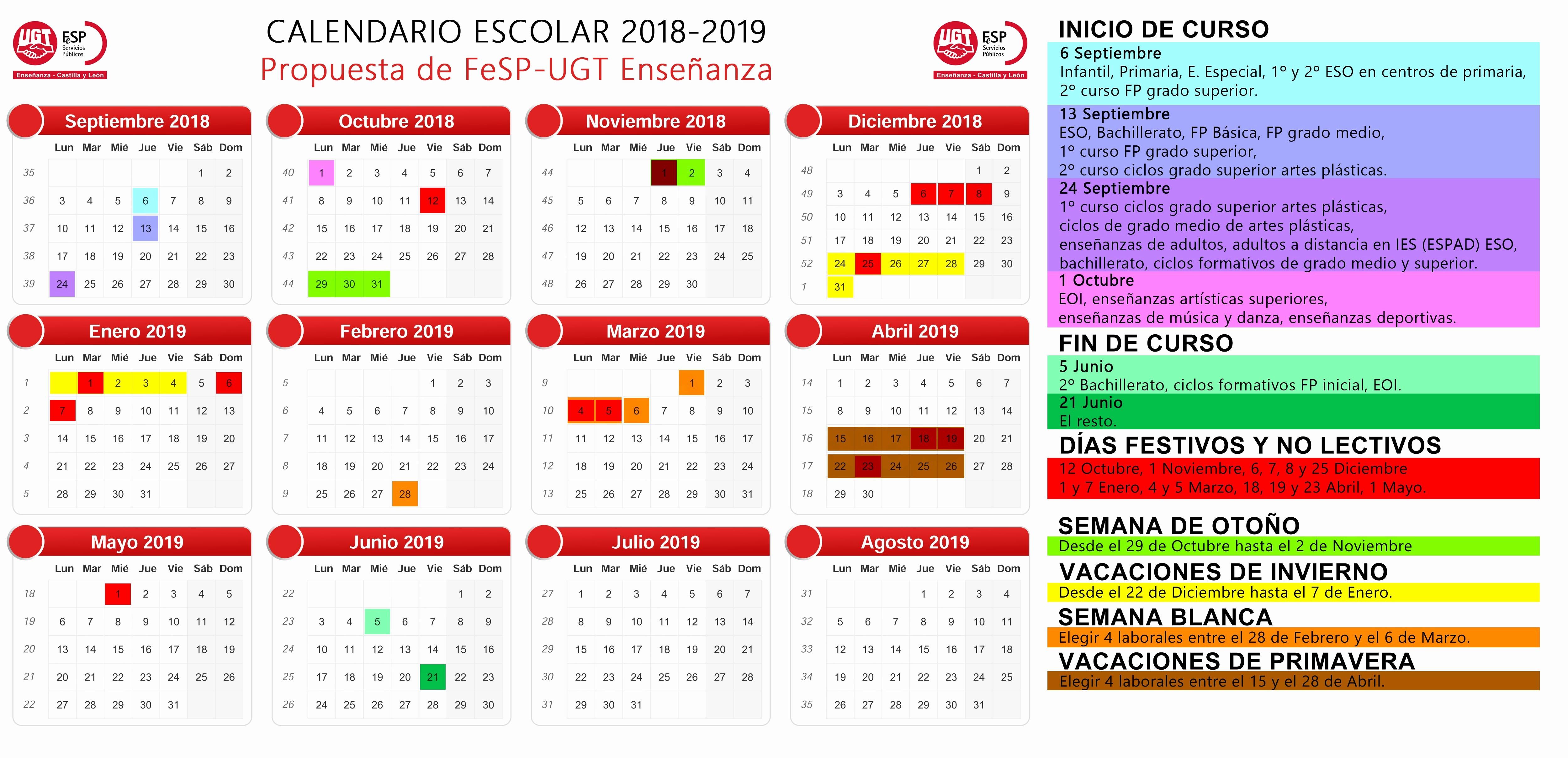 calendario escolar 2019 catamarca calendario escolar 2019 catamarca propuesta de ugt de calendario escolar basado en criterios