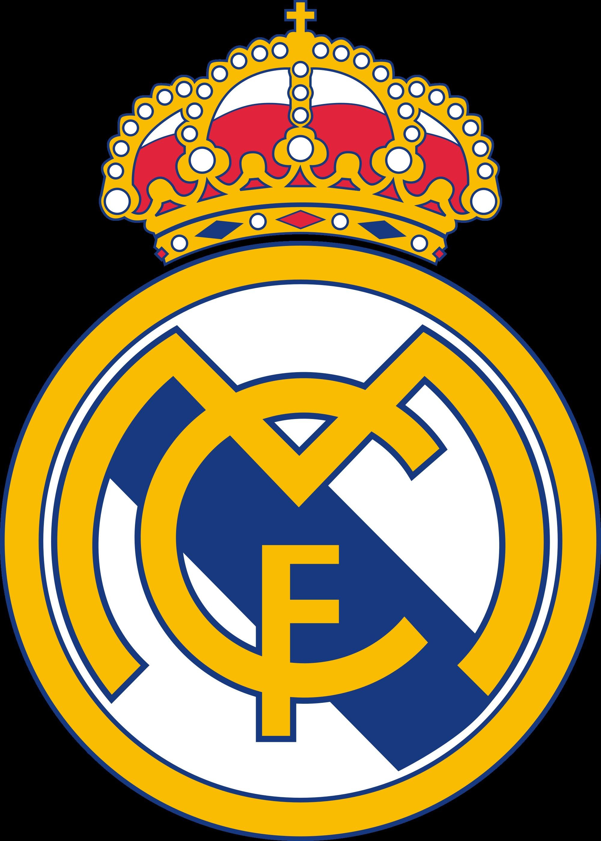 Equipos De Futbol Europeos Real De Madrid Futbol Espa±ol Logos De Futbol