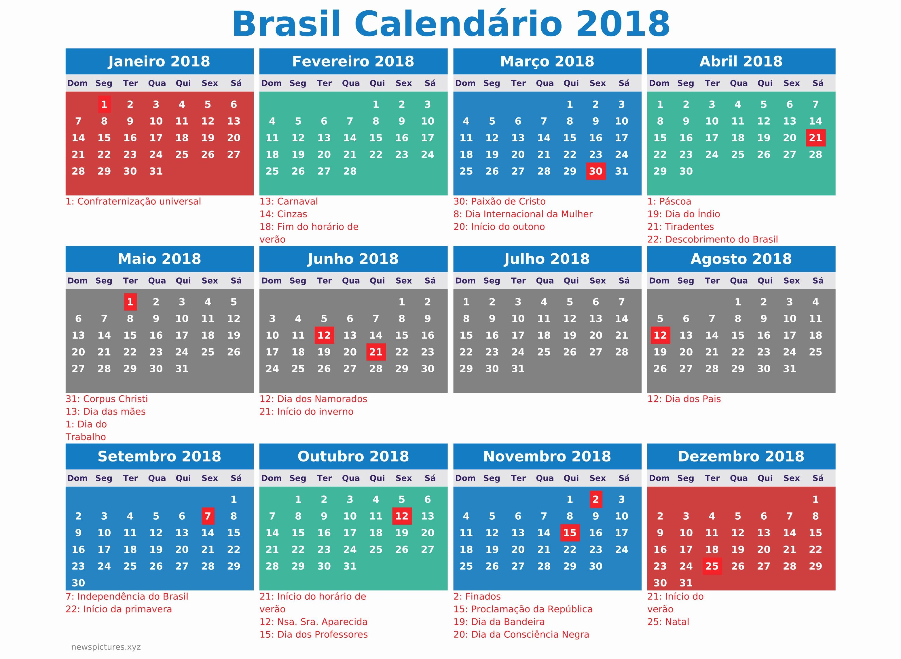 Calendario Jogos Mundial 2019 Portugal Calendario 2018 Pdf Para Imprimir Download Gratis toda