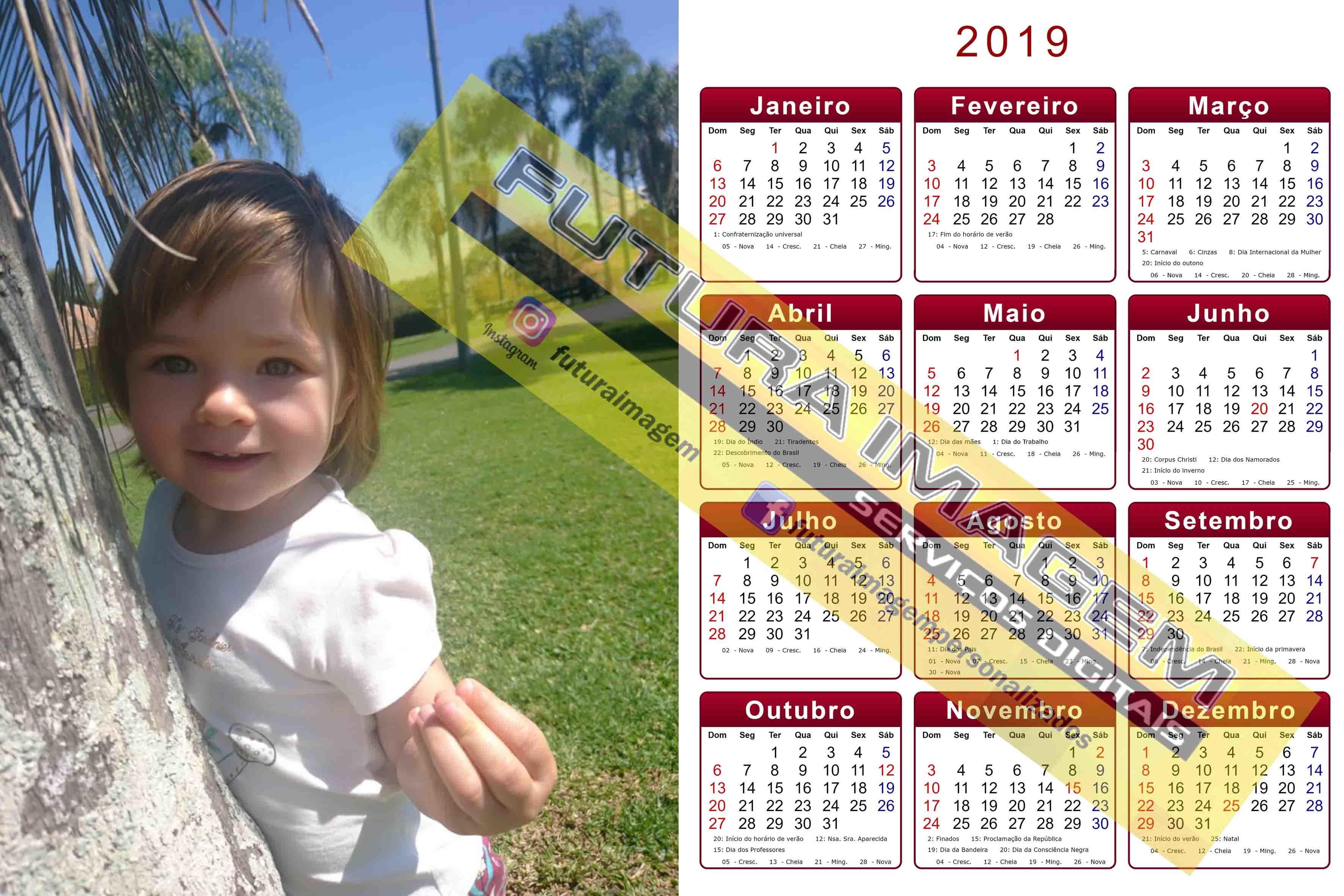 Arte para Calendario