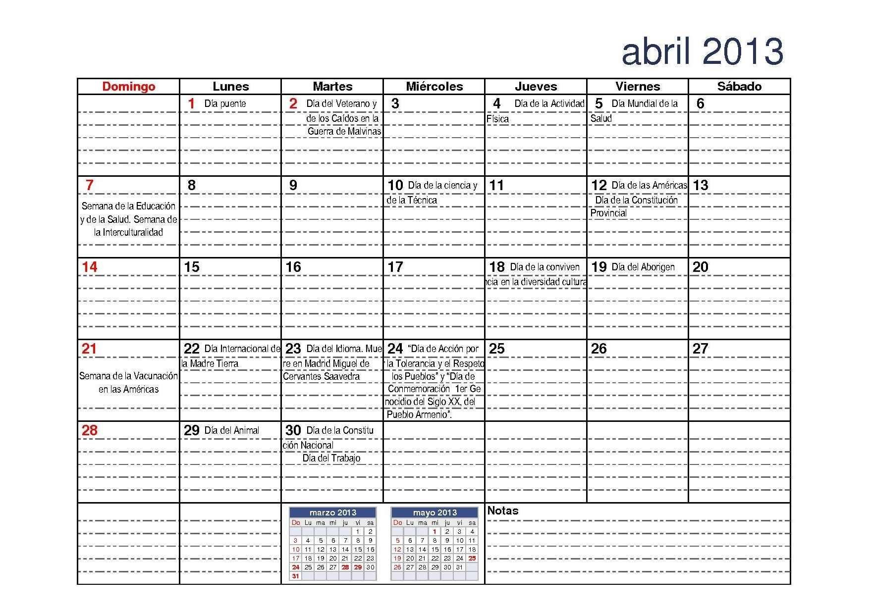 Calendario 2019 Chile Pdf Para Imprimir Más Reciente 2013 Marzo Para Jefaturas Regionales Y Distritales Of Calendario 2019 Chile Pdf Para Imprimir Actual Calendário 2019 Personalizado Para Imprimir 11 Calendarios 2017 Para