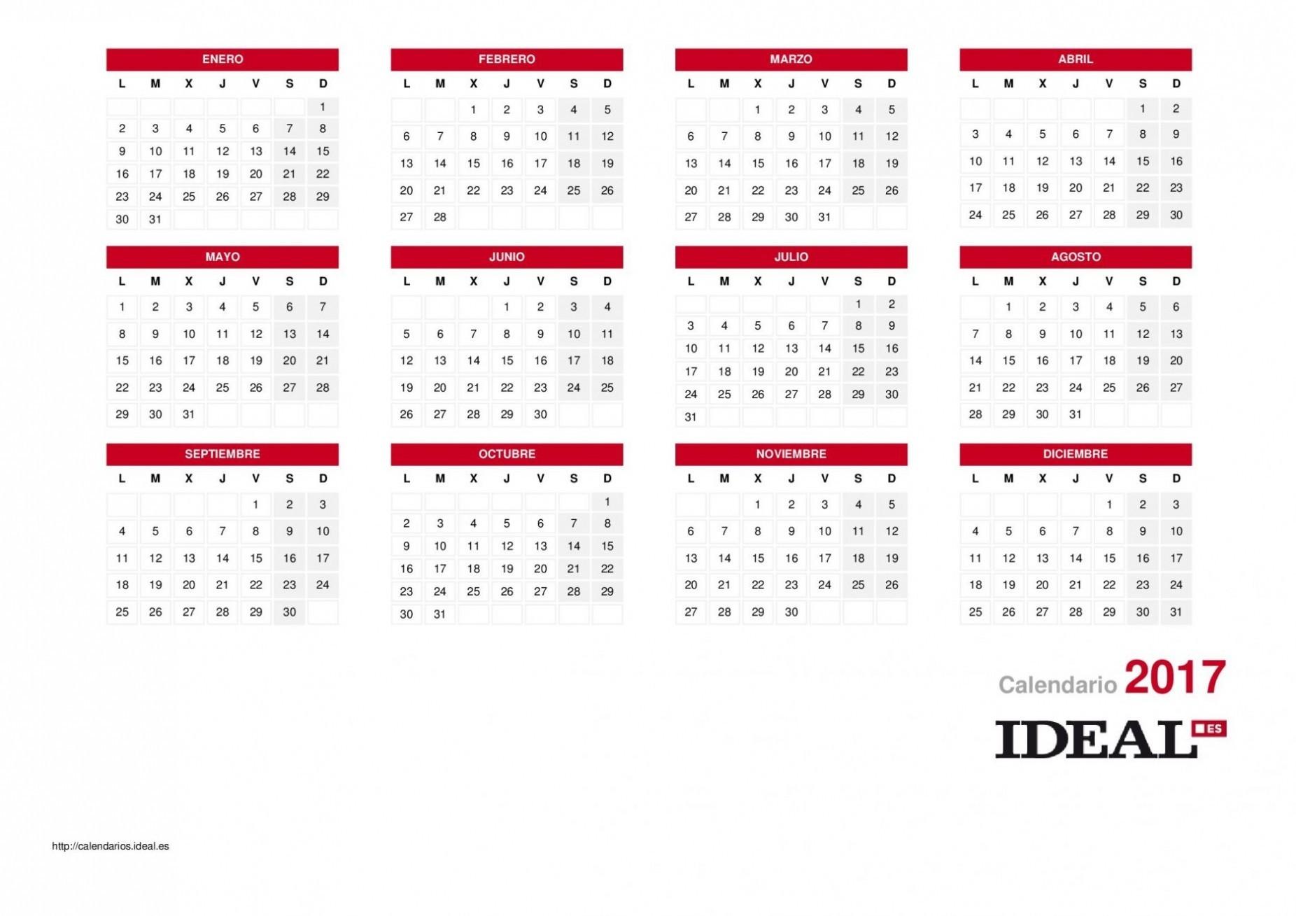 Observar Calendario 2019 Feriados Colombia