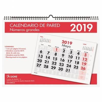 Calendario 2019 Com Feriados Nacional Más Actual Icina Y Papelera Calendarios Agendas Y organizadores Of Calendario 2019 Com Feriados Nacional Actual Evaluar Calendario 2019 Con Sus Feriados