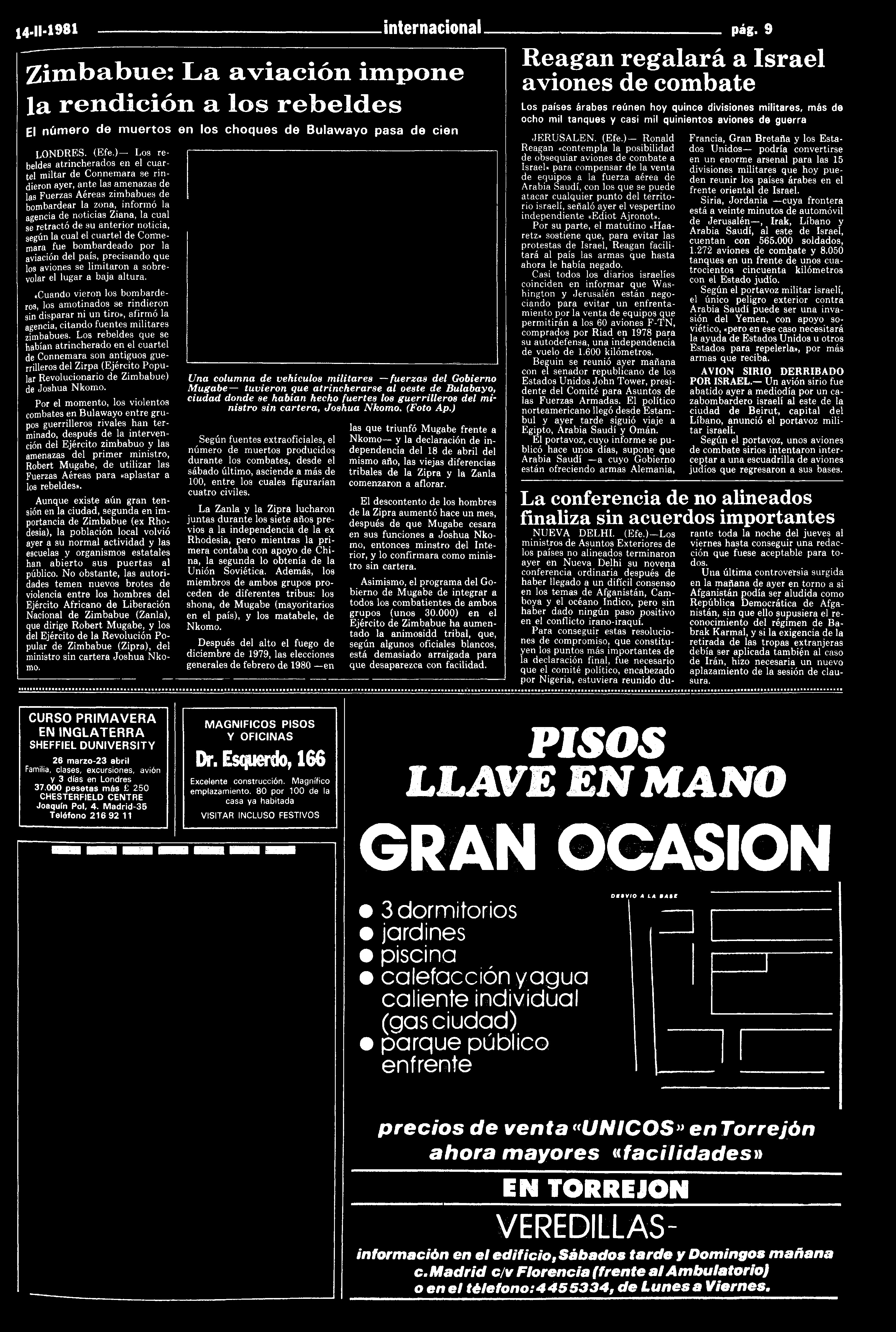14 11 1981 internacional pág