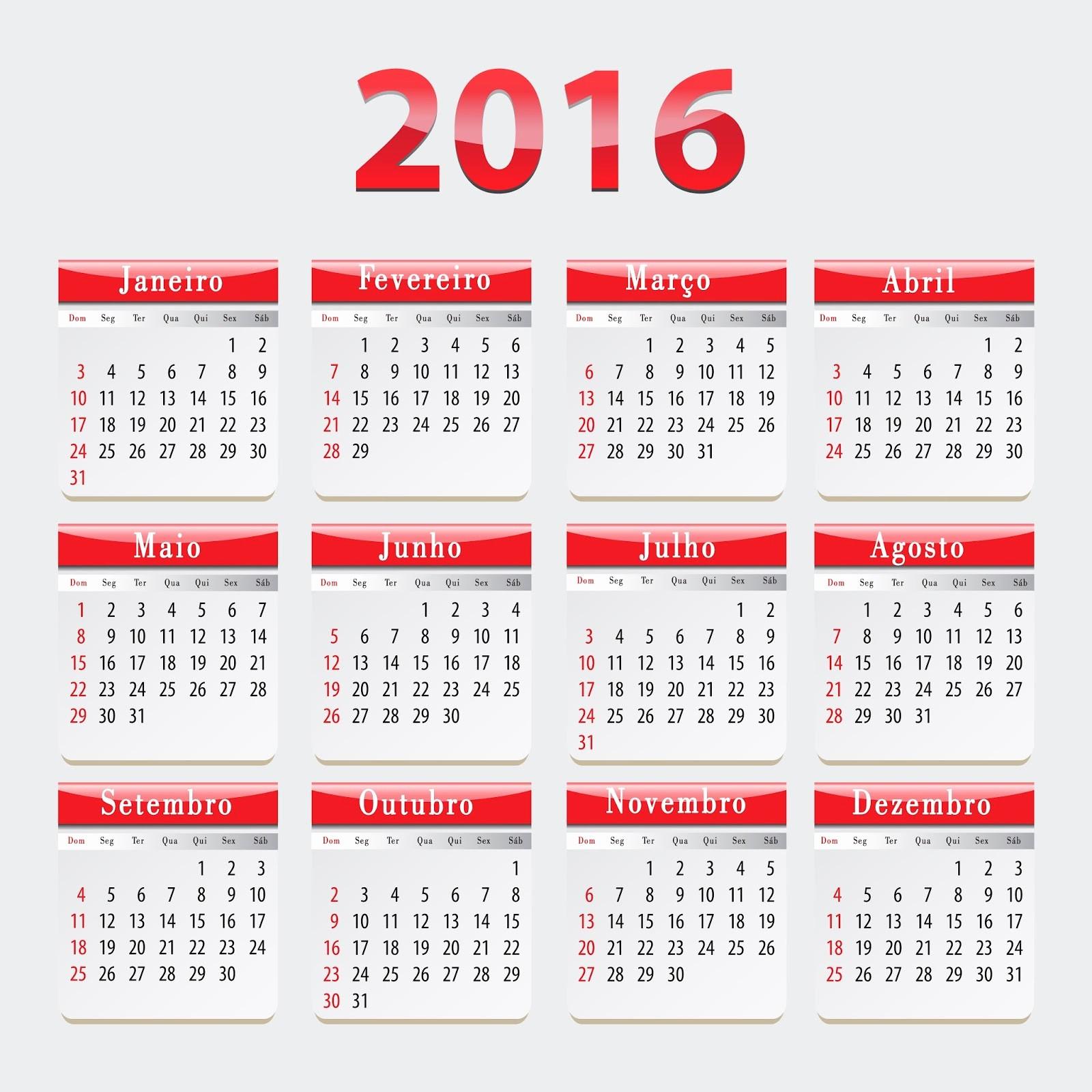 Fnn Calendario 2019 Central shop Base Calendario 2016 Portugues