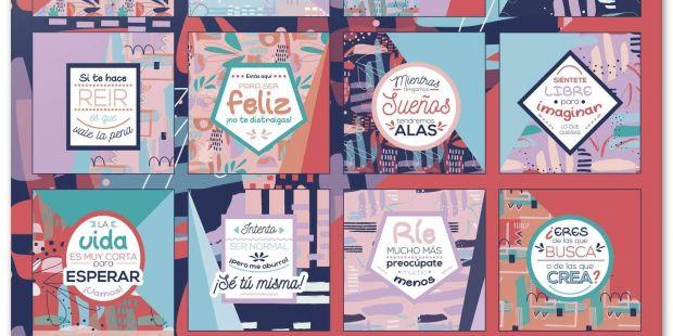 Calendario 2019 Con Festivos Mexico Más Recientes Grupo Erik Editores Amelie Calendario 2019 30 X 30 Cm Amazon