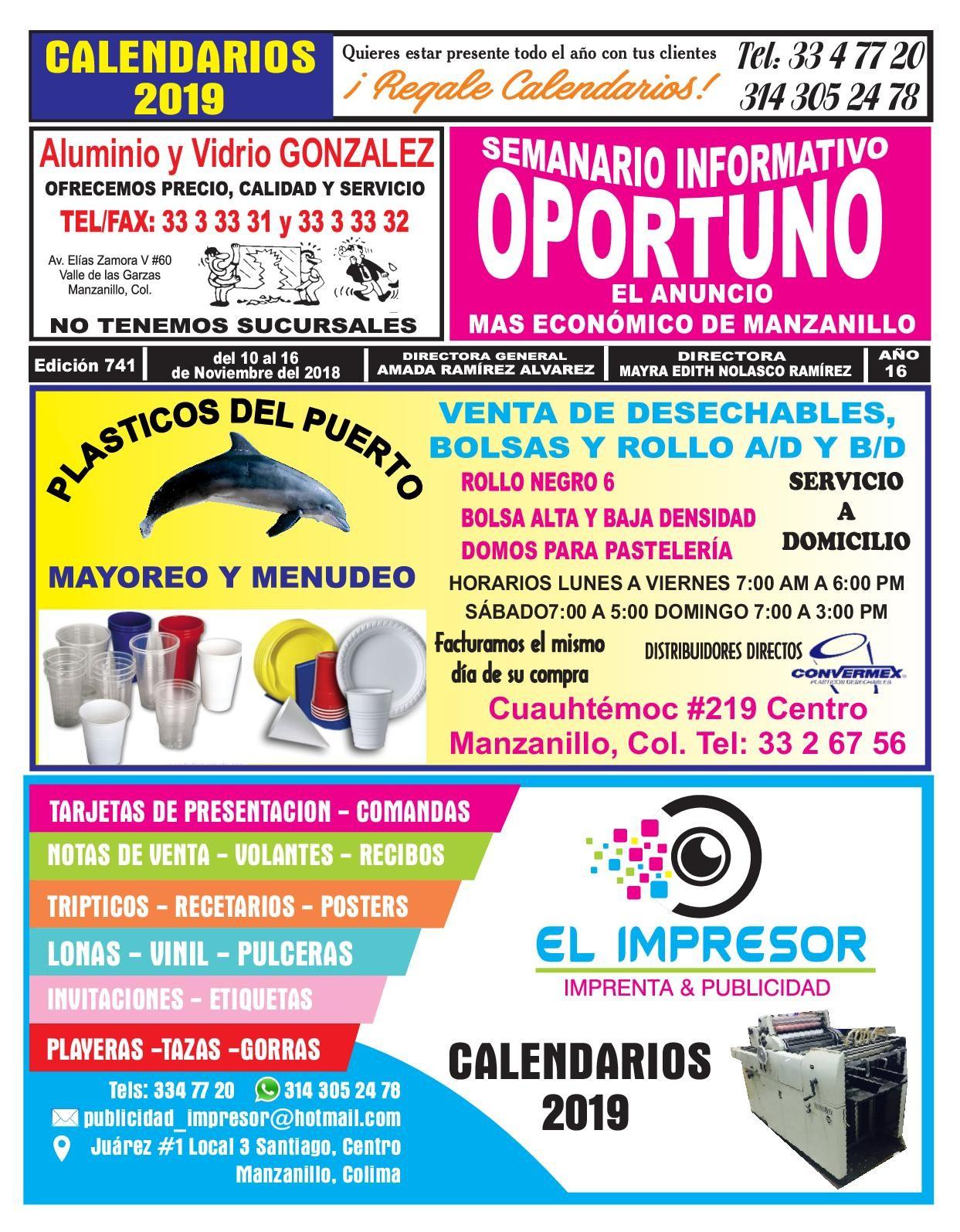 Calendario 2019 Con Los Dias Festivos Recientes Calaméo Edici³n 741