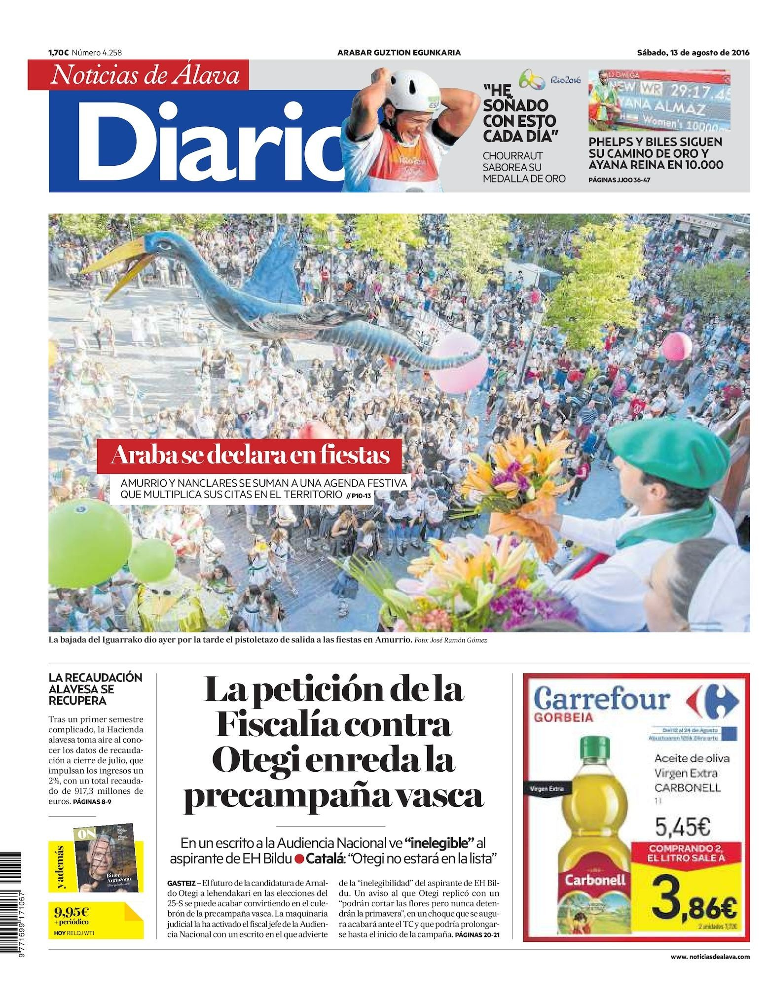 p1 Calaméo Diario de Noticias de lava con calendario 2019 mexico