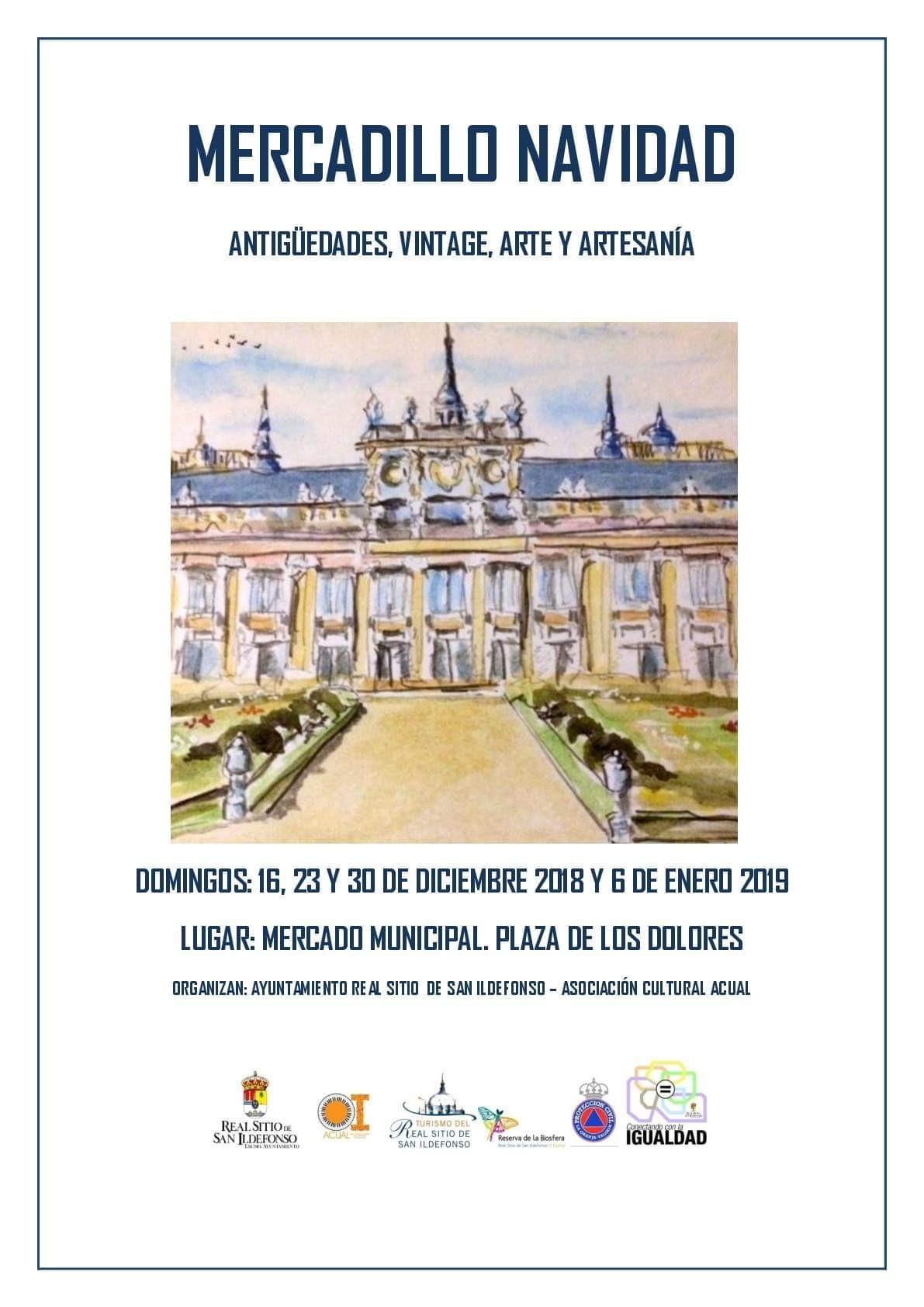 Navidad 2018 – 2019 Casas rurales La Fuente