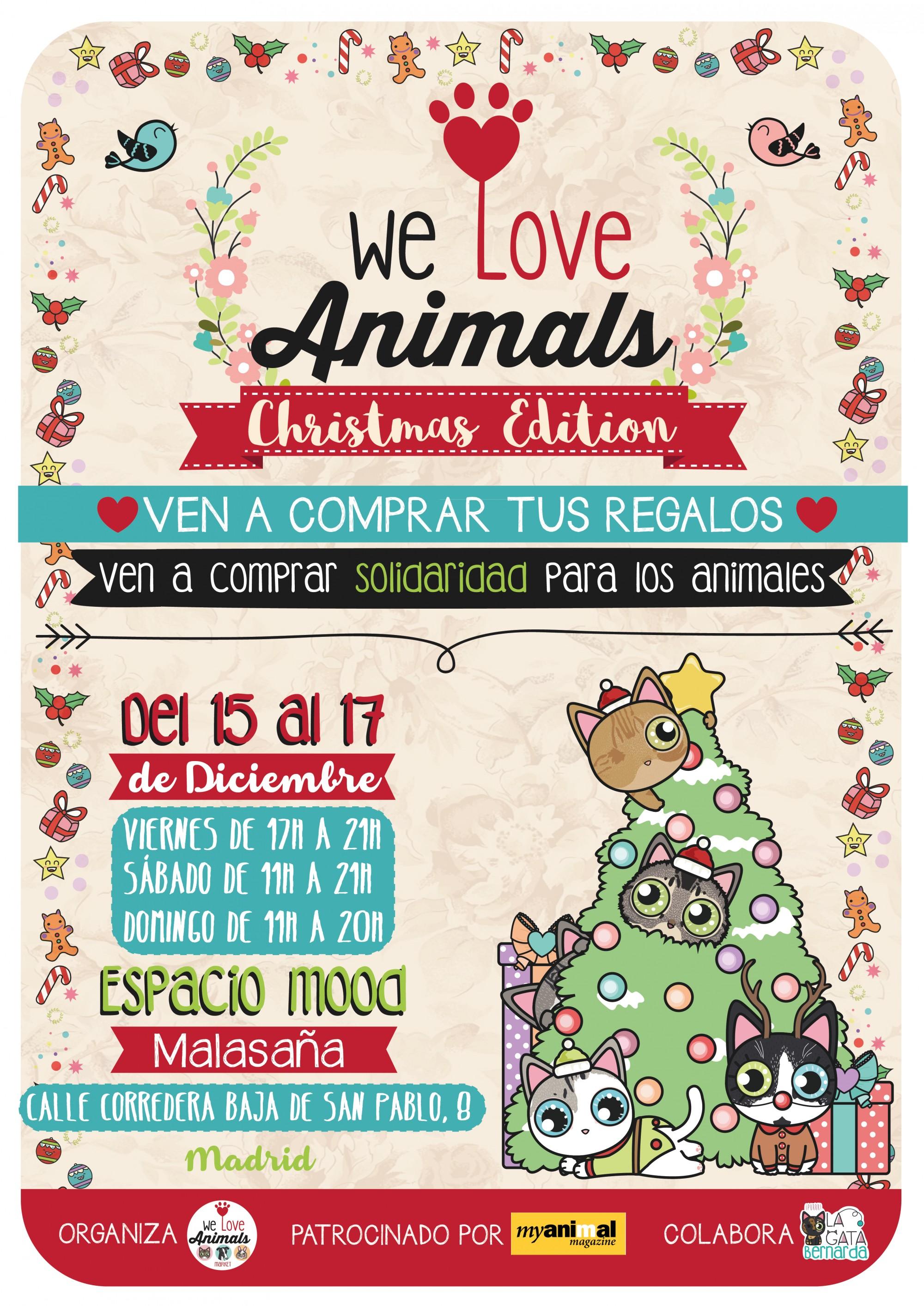 We Love Animals Market