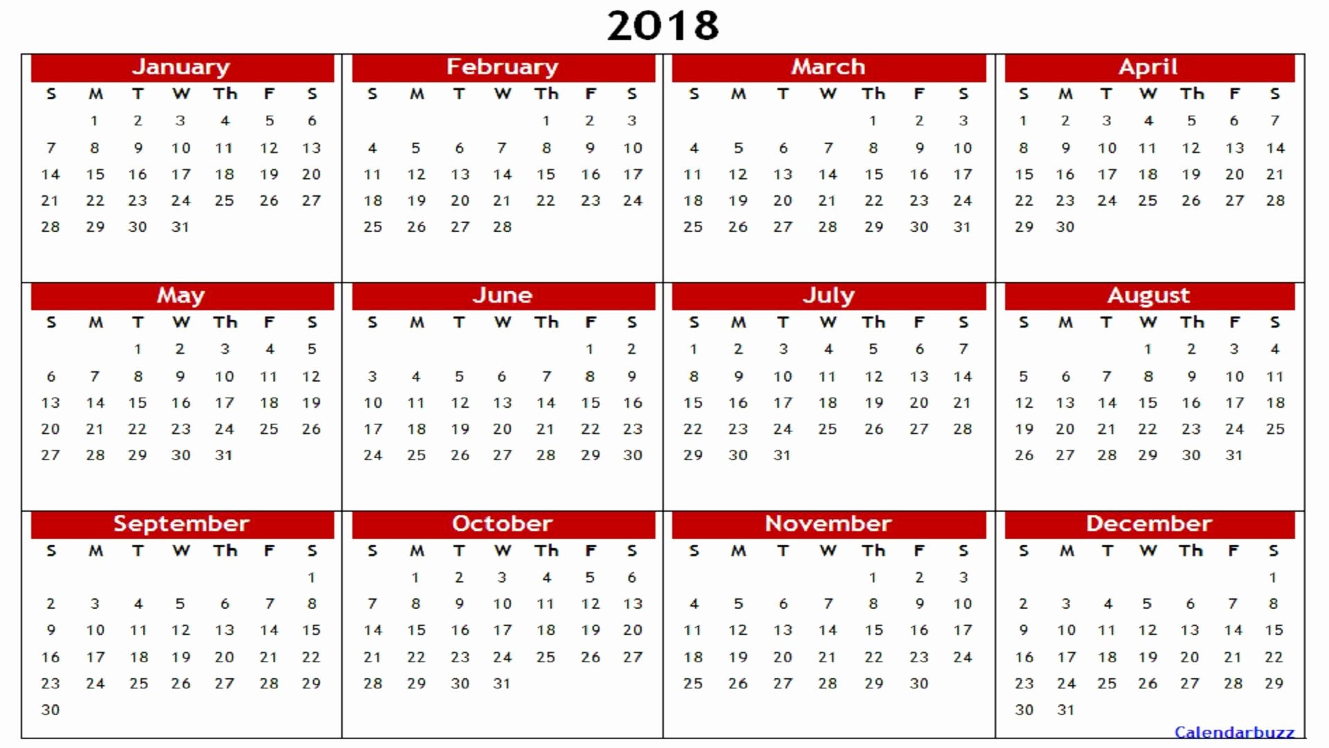 yearly calendar 2019 2018 calendar printable 2018 yearly calendar printable templates of word excel