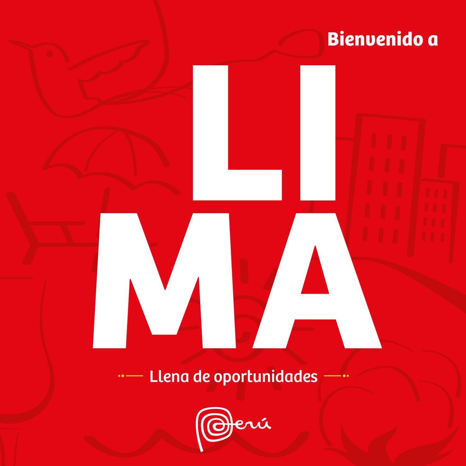 Calendario 2019 Escolar Caba Más Recientes Lima Llena De Oportunidades by Visit Peru issuu Of Calendario 2019 Escolar Caba Más Caliente Colegio La Piedad
