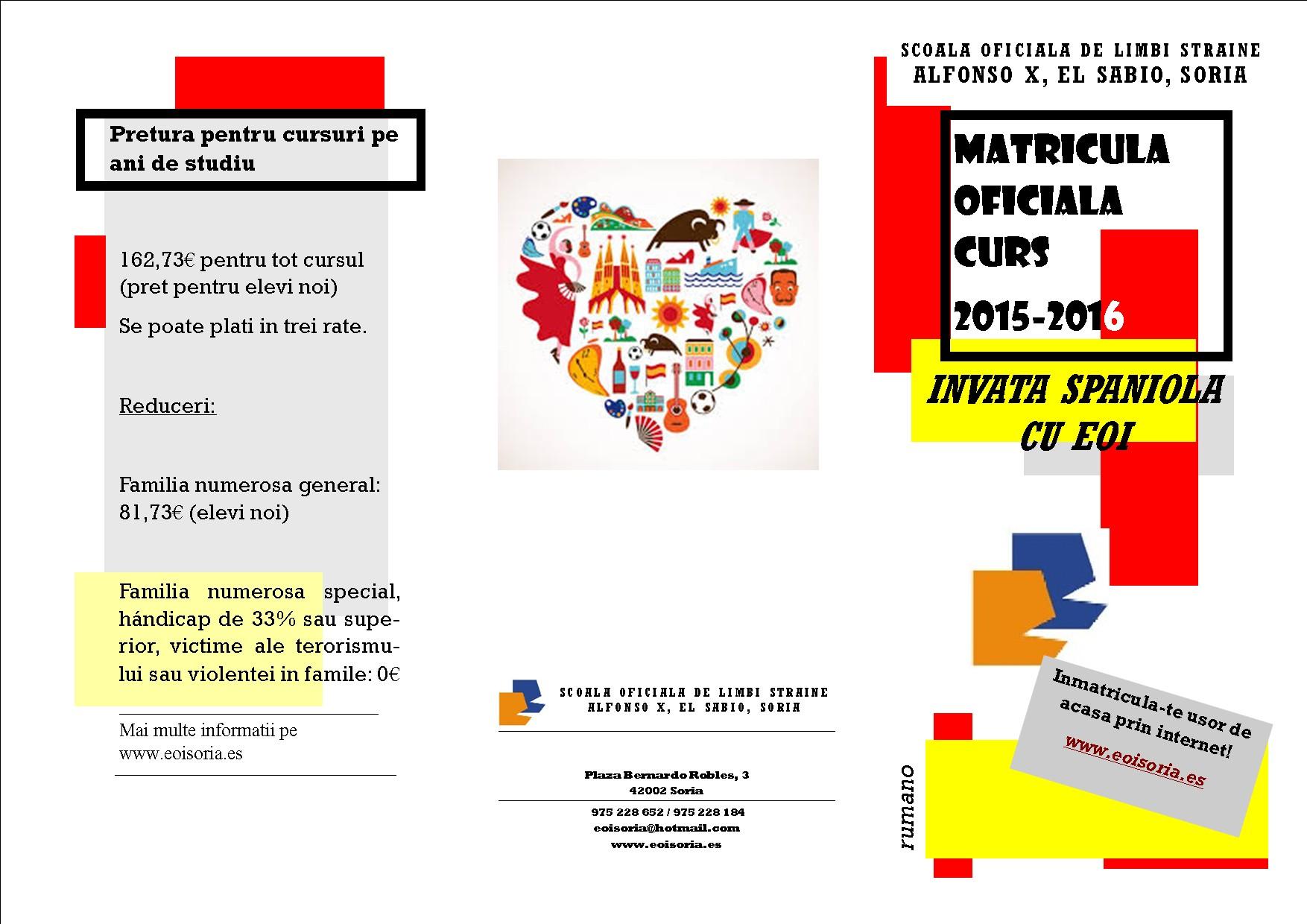 info · Traducci³n al rumano