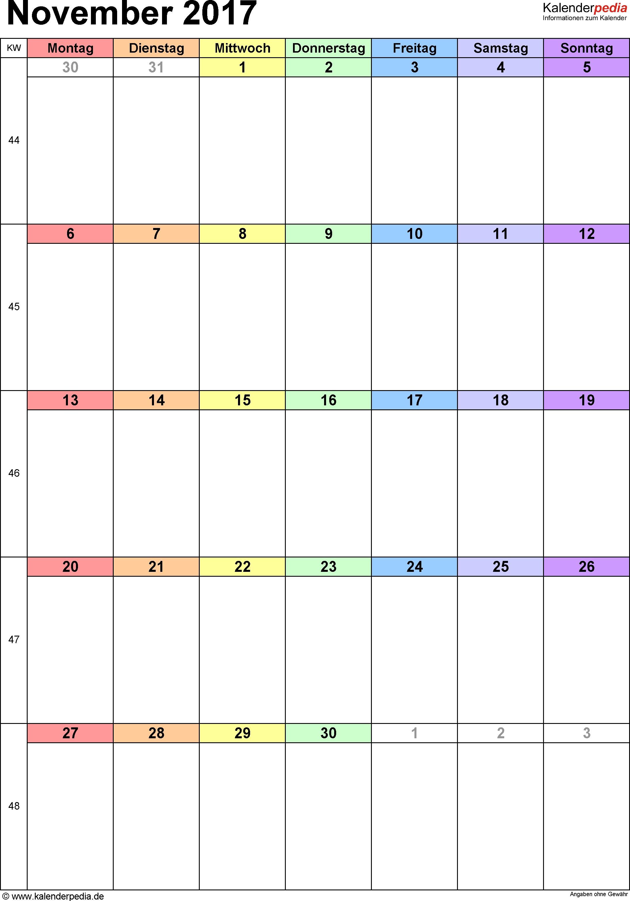 Calendario 2019 Free Download Mejores Y Más Novedosos Kalender Zum Ausdrucken November 2018 Of Calendario 2019 Free Download Más Caliente Fiscal Calendars 2019 as Free Printable Word Templates