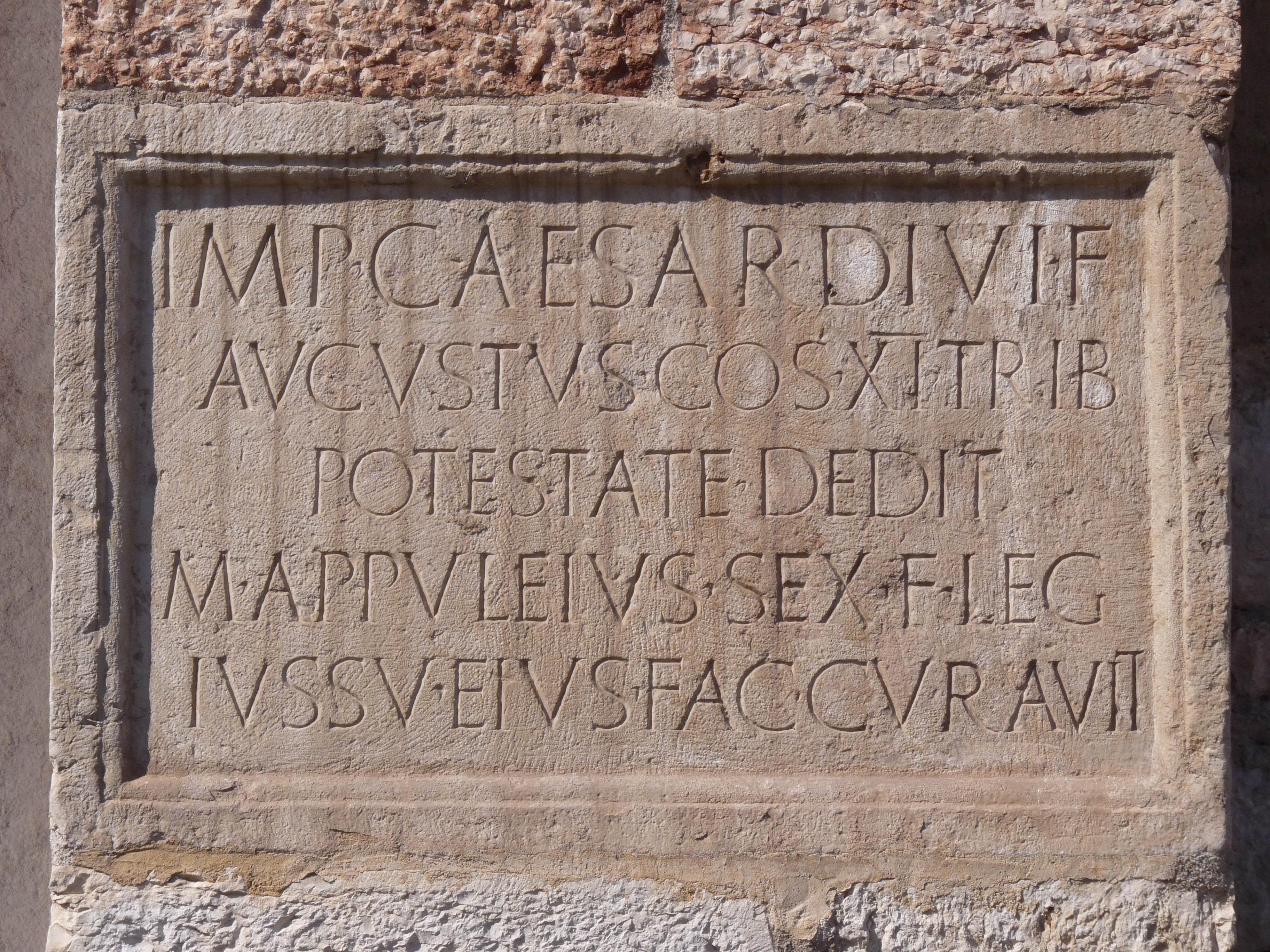 Dalle origini all et romana[modifica