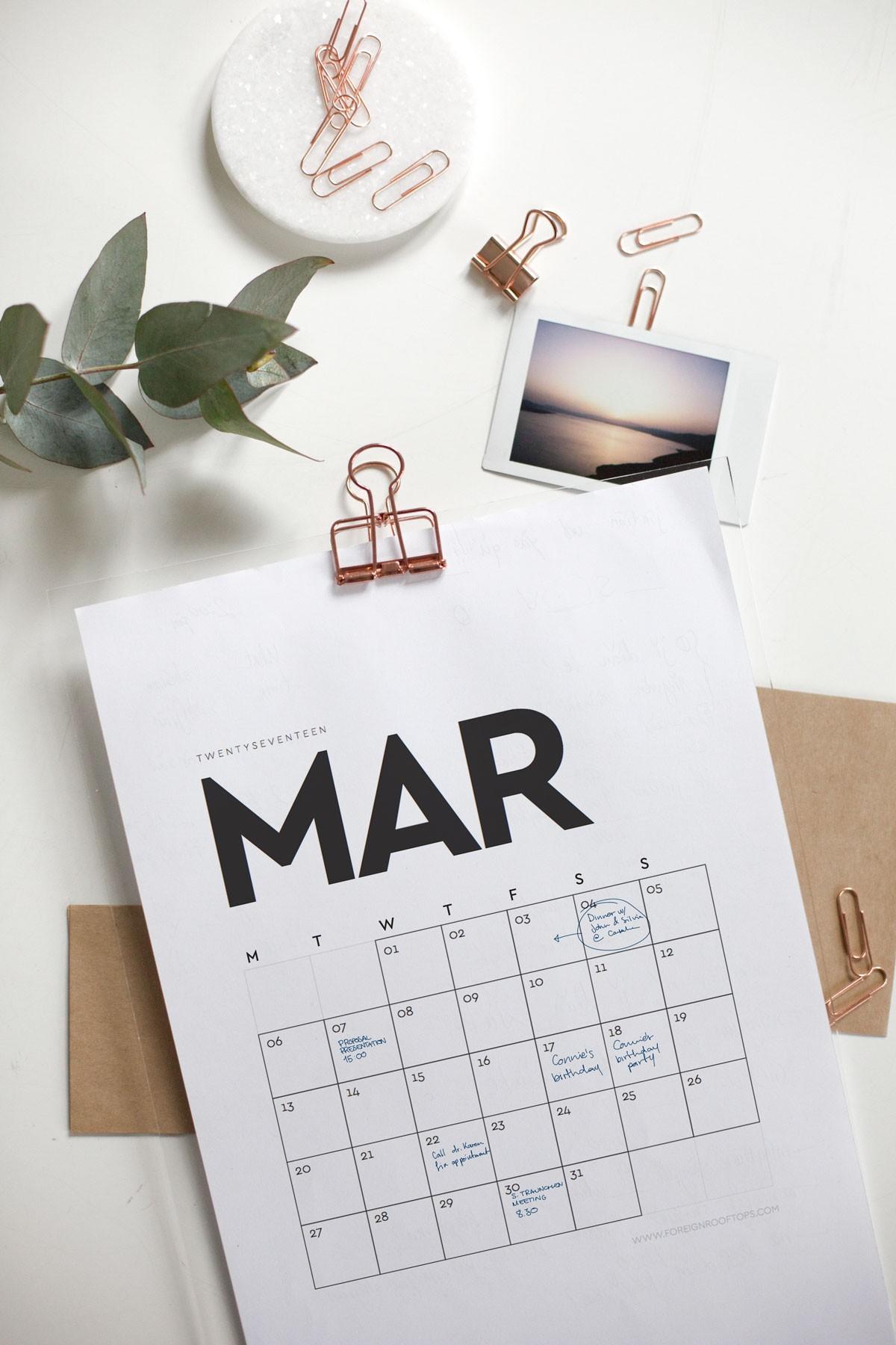 Calendario 2019 Honduras Más Arriba-a-fecha Printable Wall Calendar 2017 Free Download