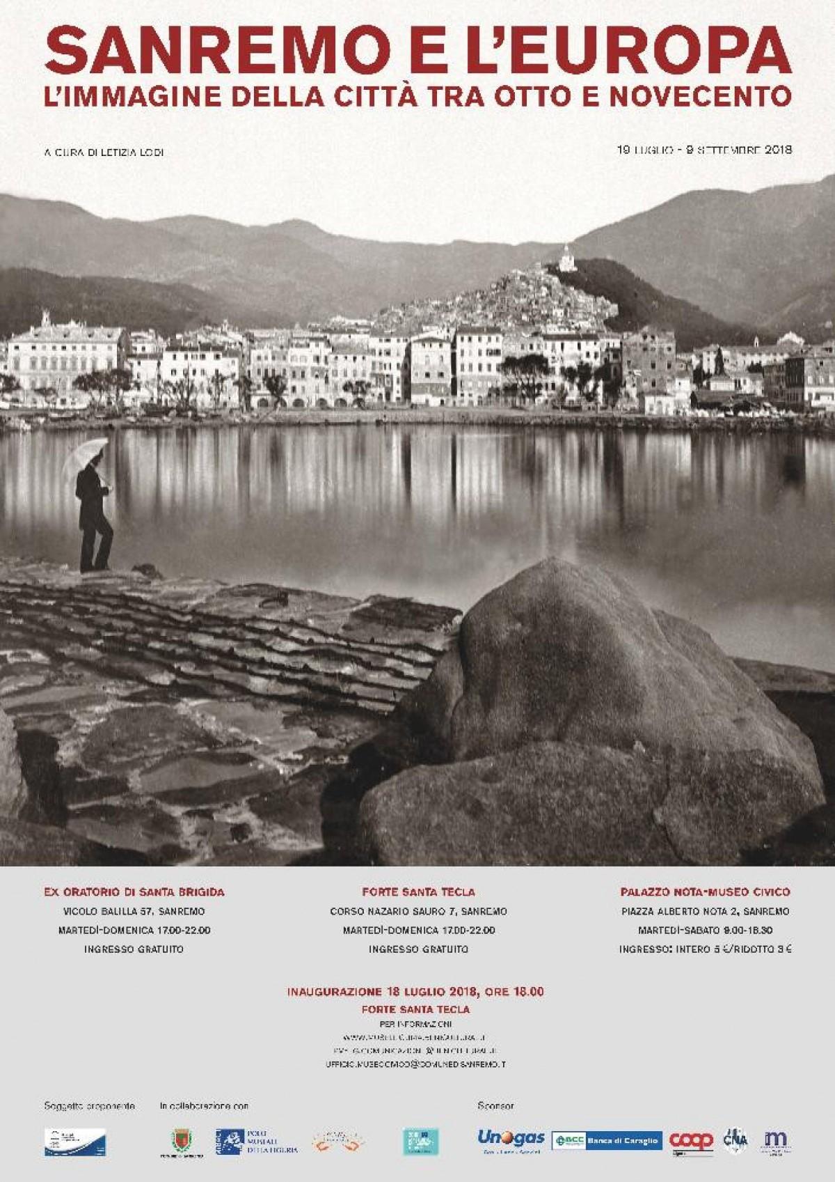 Sanremo e l Europa L immagine della citt tra Otto e Novecento