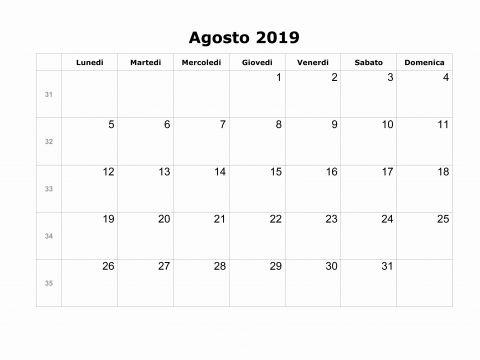 Calendario 2019 Para Imprimir Con Foto Gratis Mejores Y Más Novedosos Inspiraci³n 40 Ejemplo Agisto 2019