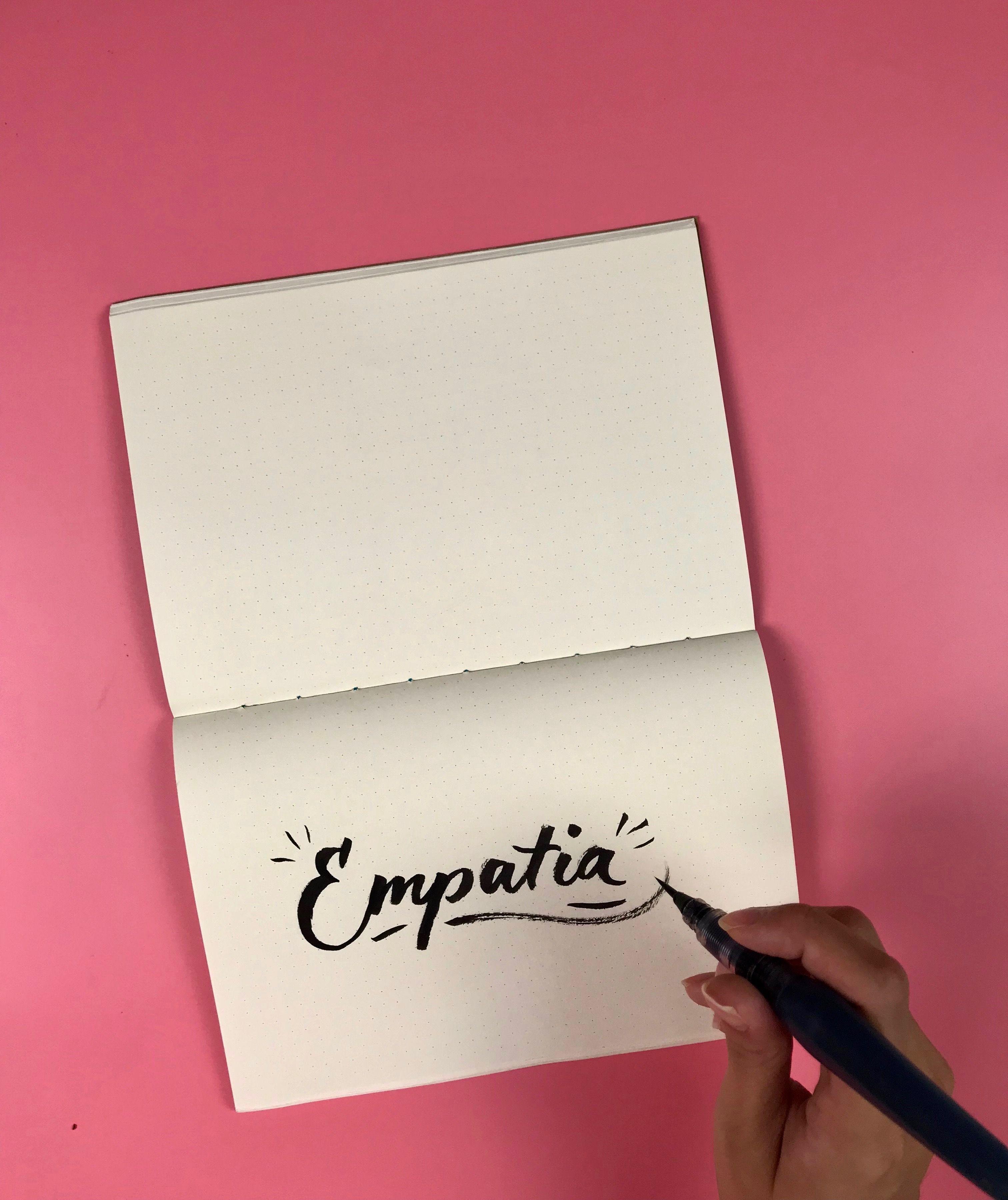 Curso online de hand lettering o fazer hand lettering curso de hand lettering