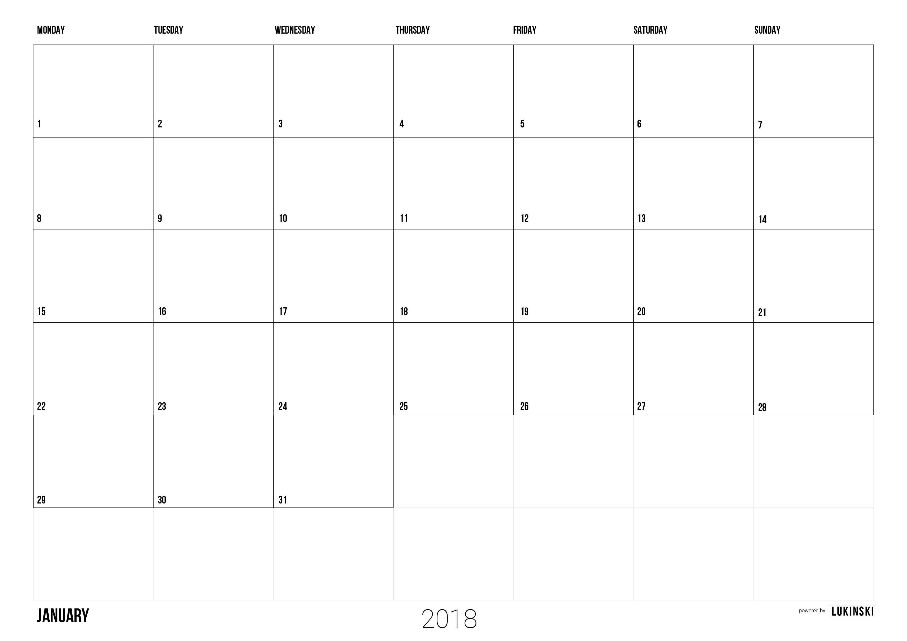 Calendario 2019 Para Imprimir Usa Actual Kalender Bilder Drucken
