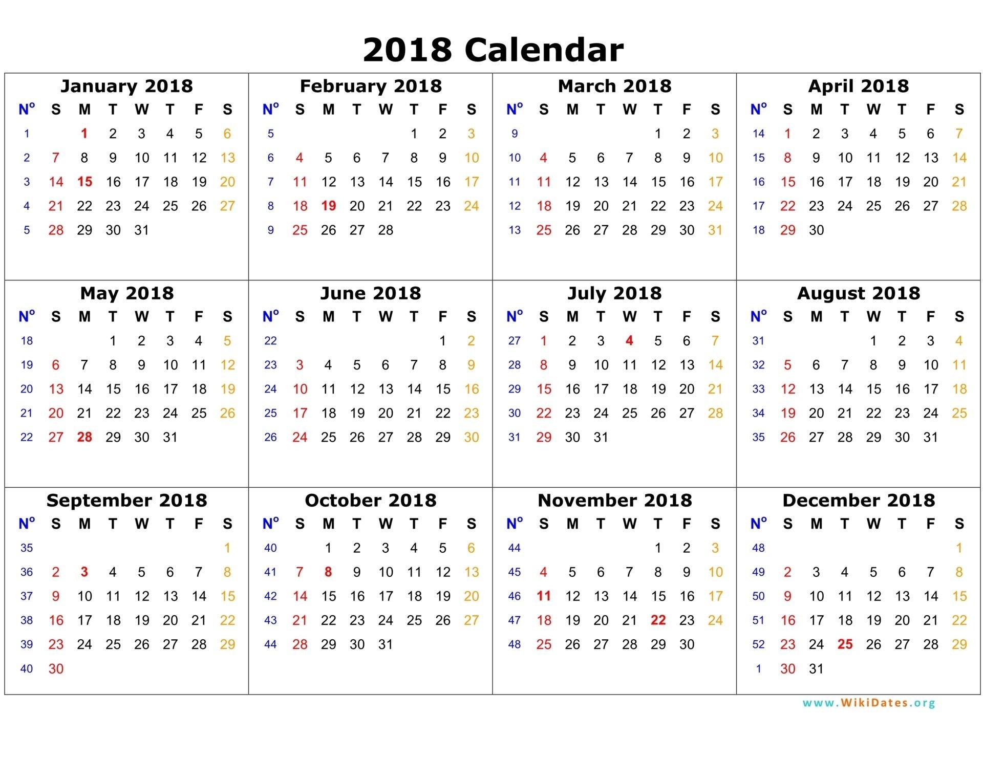 Calendario 2019 Sep Mejores Y Más Novedosos Annual Calendar 2018 Portrait Printable Calendar 2017 2018 2019 by