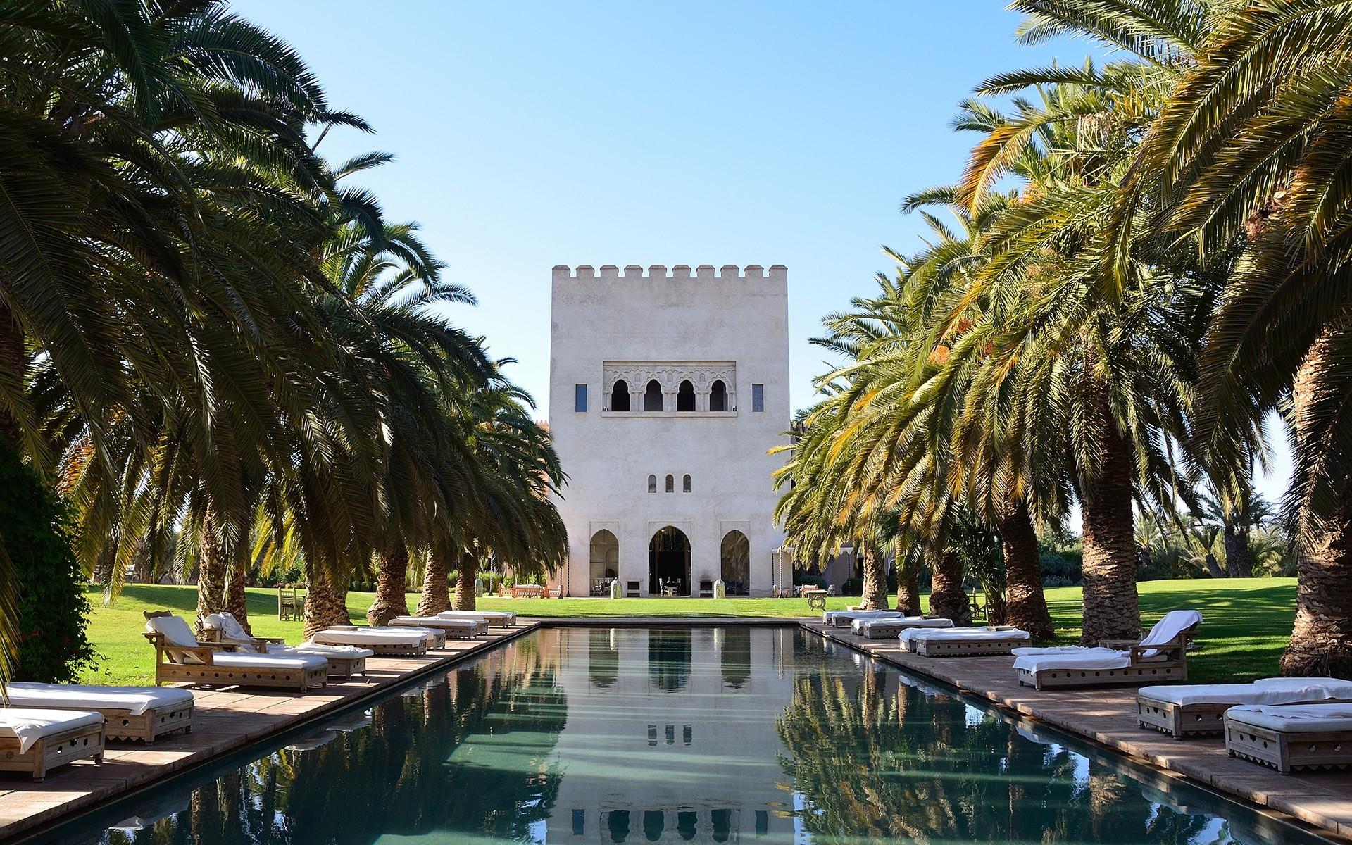 Ksar Char Bagh Hotel di lusso e Ristorante gourmet in un parco Marrakech – Relais & Ch¢teaux