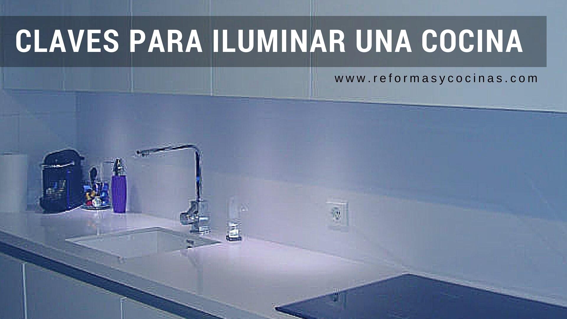 b DF Cuartoz las precioso iluminacion cocina led