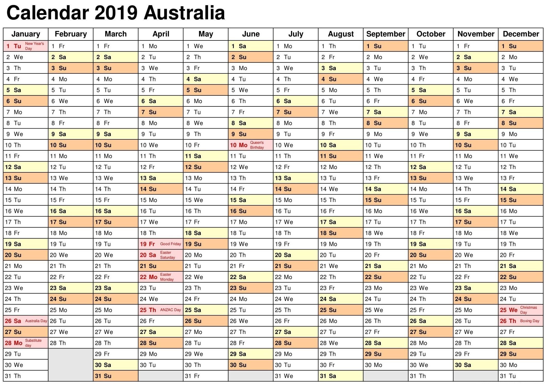 Calendario 2019 Vector Free Más Reciente Microsoft Excel Calendar Template 2019 Of Calendario 2019 Vector Free Más Arriba-a-fecha Info Regarding January Calendar 2019 Singapore Calendar Online 2019