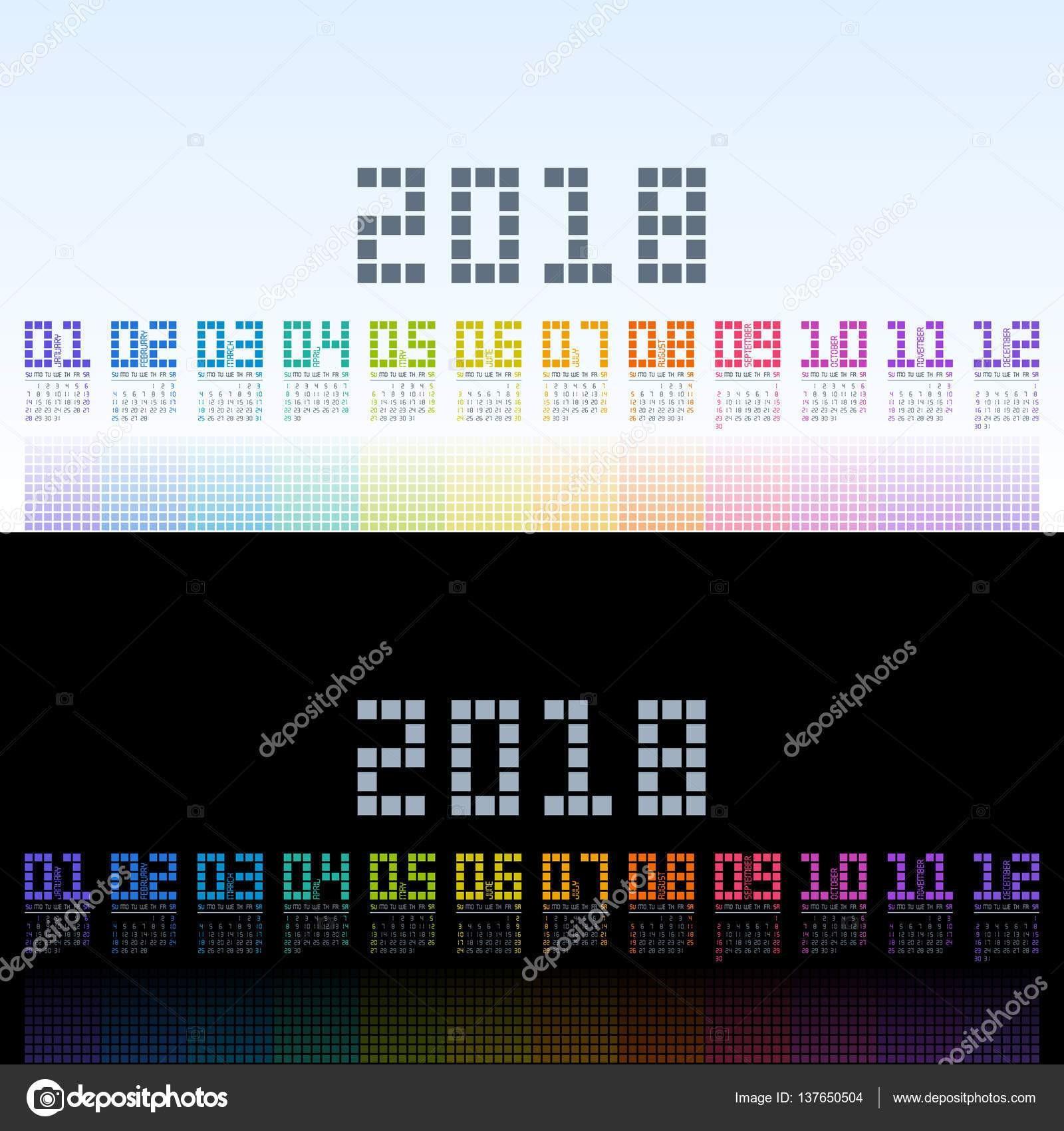 Calendario 2019 Vector Free Recientes Calendar Template Rainbow Of Calendario 2019 Vector Free Más Arriba-a-fecha Info Regarding January Calendar 2019 Singapore Calendar Online 2019