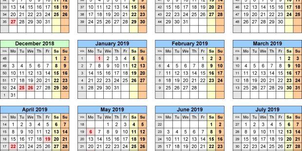 Calendario 2019 Vector Gratis Más Recientes Advice Regarding Calendar 2019 Chinese New Year Calendar Online 2019