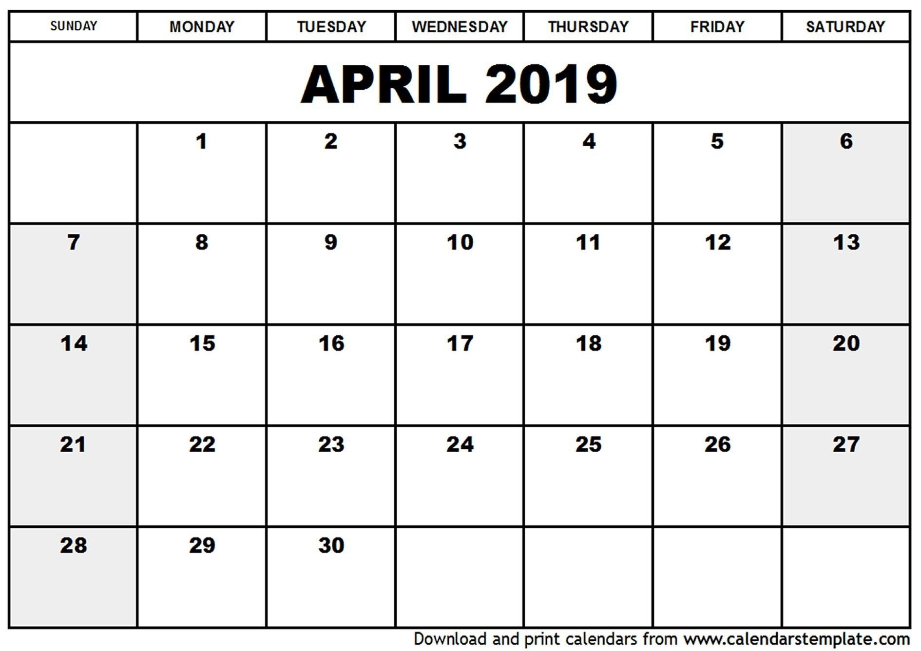 Free Year at A Glance Calendar 2019 Printable Free 2019 Calendar Inspirational Calendar 2019 Blank 2018