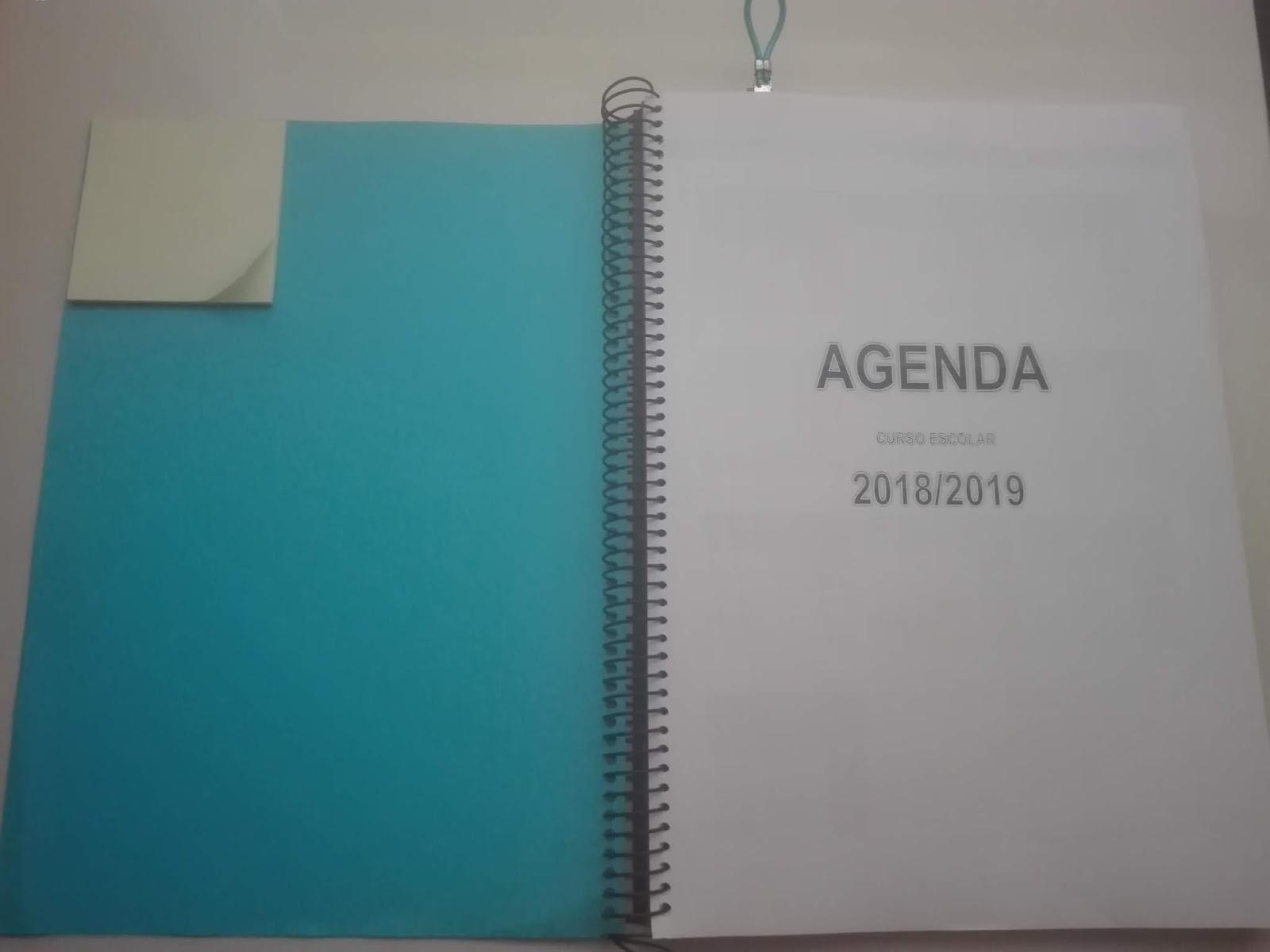 Calendario del a±o 2018 y 2019