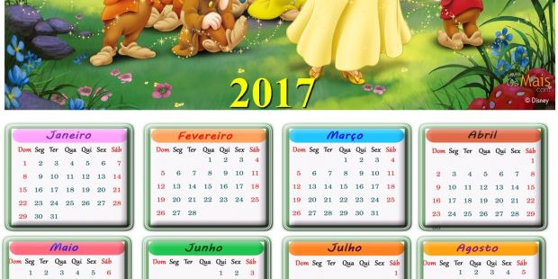 Calendario Ano 2019 Brasil Más Recientes Calendário Folhinha
