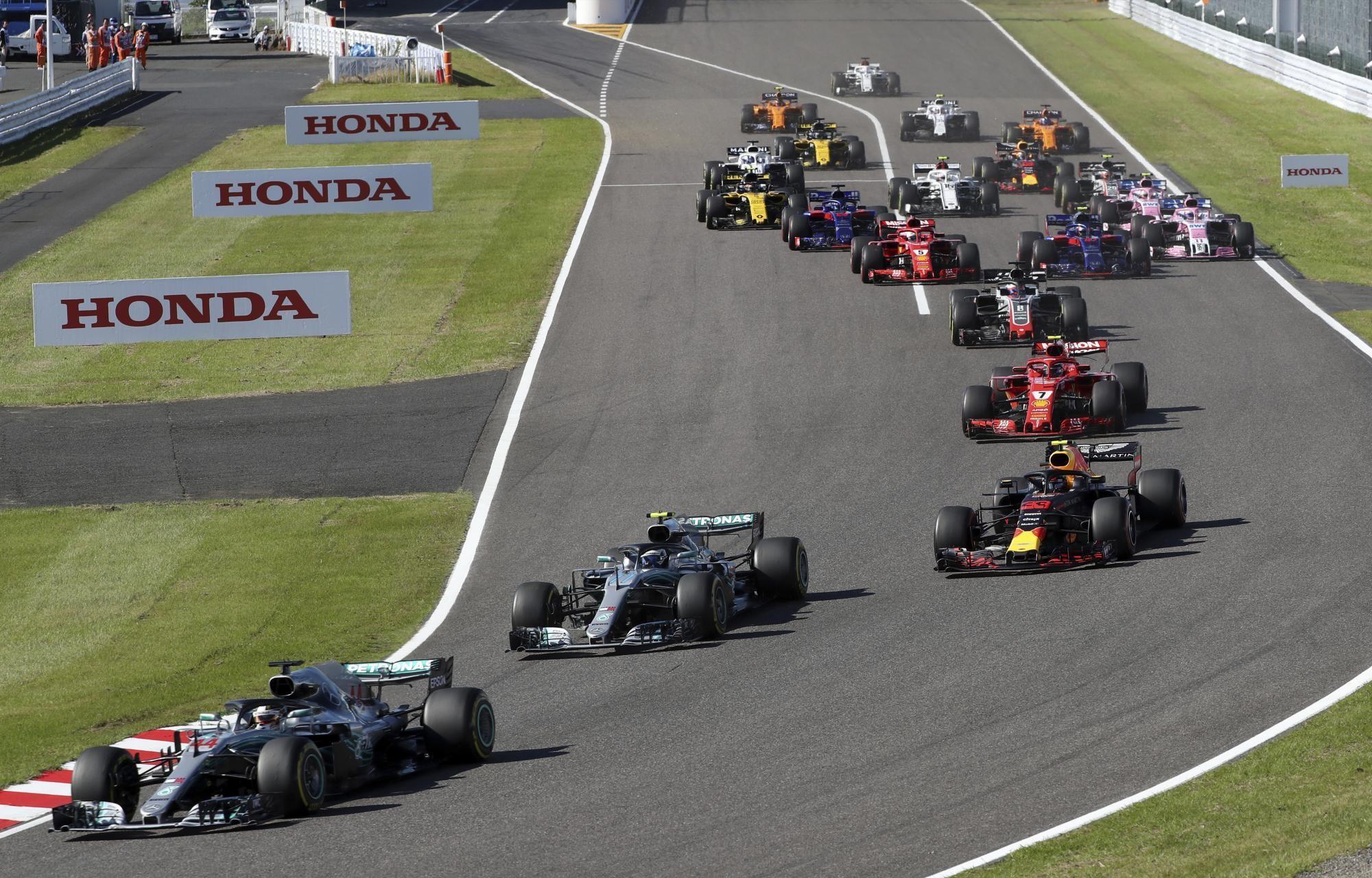 La FIA aprueba el calendario de F³rmula 1 de 2019 con 21 carreras