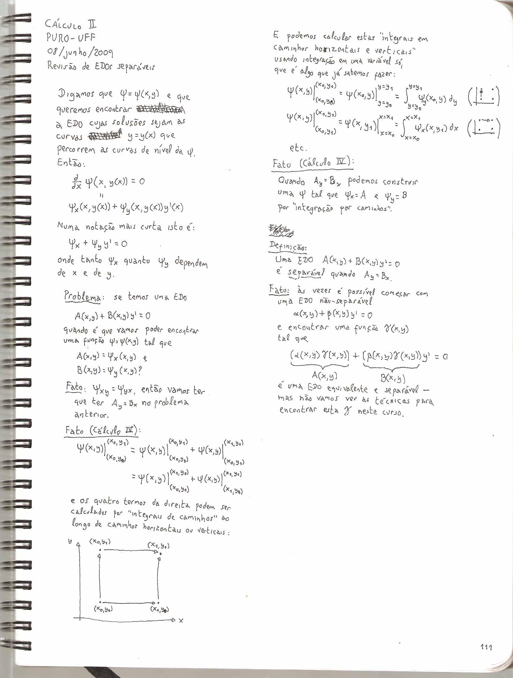 """exerccios de prepara§£o para a P2 3 páginas LaTeXadas find angg """"LATEX 2009jul02 C2 exercicios tex"""" find dvipage """""""