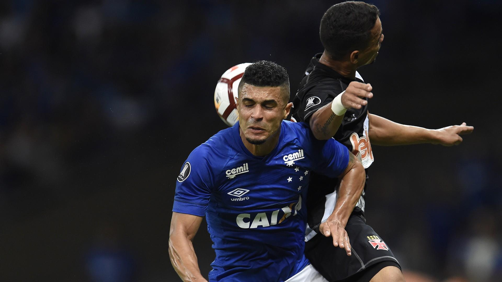 Egidio Yago Pikachu Cruzeiro Vasco Copa Libertadores