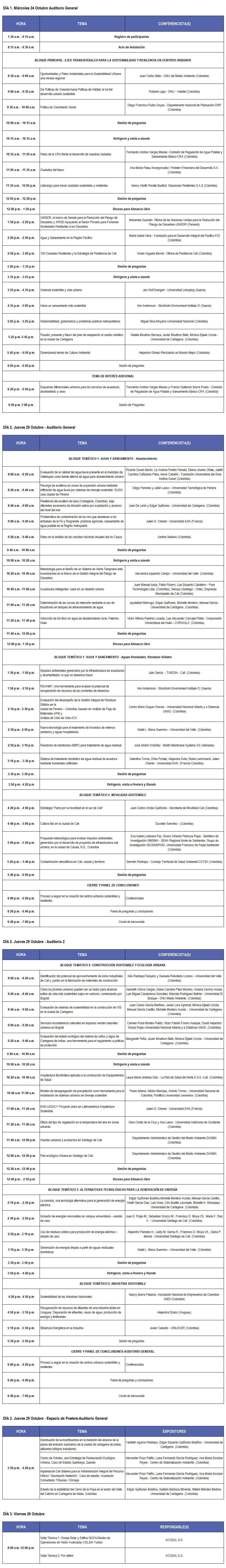 Calendario Completo 2018 Y 2019 Más Actual 2do Seminario Internacional Centros Urbanos sostenible Of Calendario Completo 2018 Y 2019 Más Populares Directory Flyers Promociones