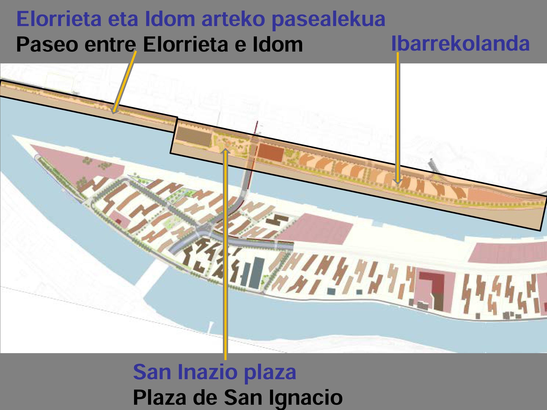 Urbanizaci³n Unidad Ejecuci³n 1 de Zorrozaurre Fuente I±aki Alonso