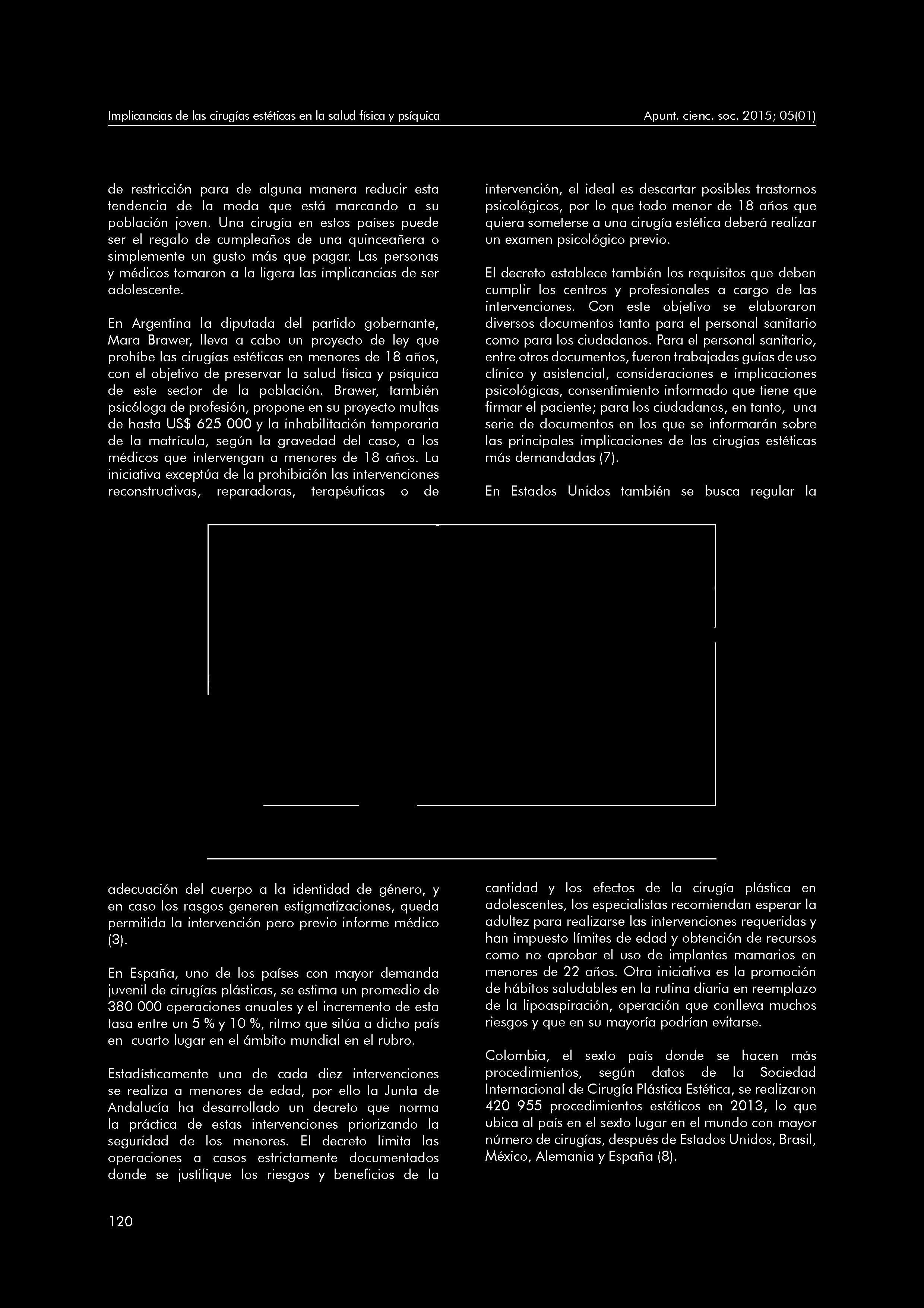 apuntes de ciencia & sociedad ISSN X Enero Junio 2015 Volum en 5 N ºm ero 1 PDF
