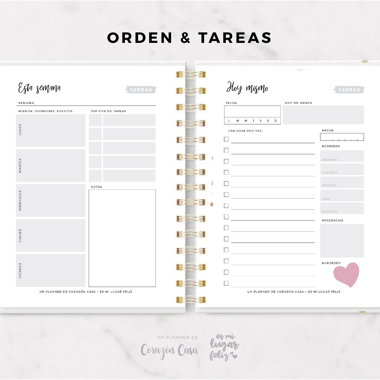 Calendario De 2019 Para Imprimir Gratis Más Arriba-a-fecha Planner Para Blogueras Y Emprendedoras Creativas Of Calendario De 2019 Para Imprimir Gratis Más Actual Calendário 2019 Calendários Pinterest