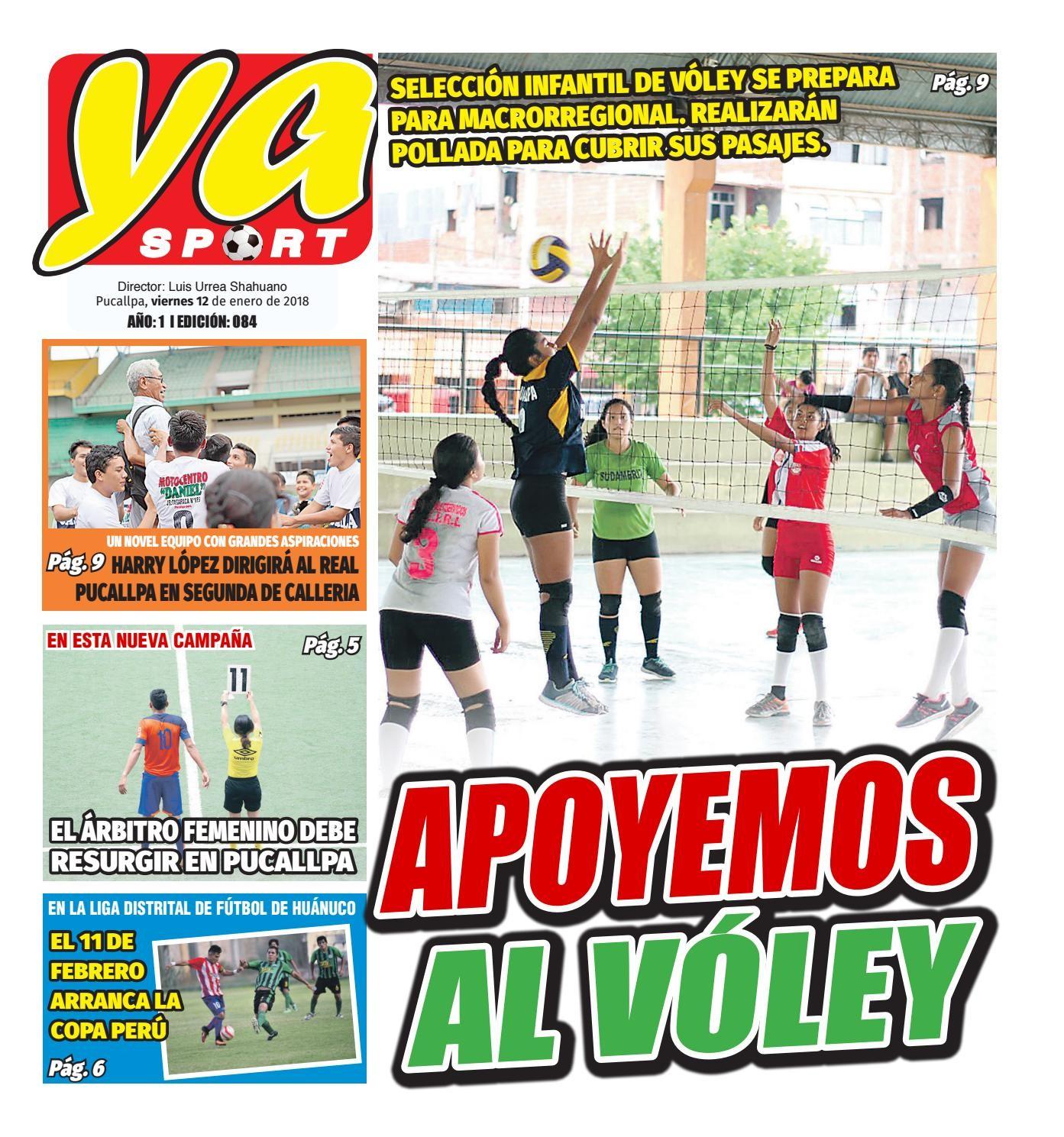 Calendario De Febrero 2017 Peru Más Recientes Ya Sport 12 De Enero Del 2018 by Ya Sport issuu Of Calendario De Febrero 2017 Peru Más Populares Impetu 04 De Junio Del 2018 by Diario mpetu issuu