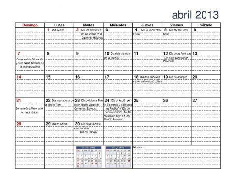 Calendario De Vacunacion 2019 Argentina Más Recientes 2013 Marzo 31 Para Jefaturas Regionales Y Distritales