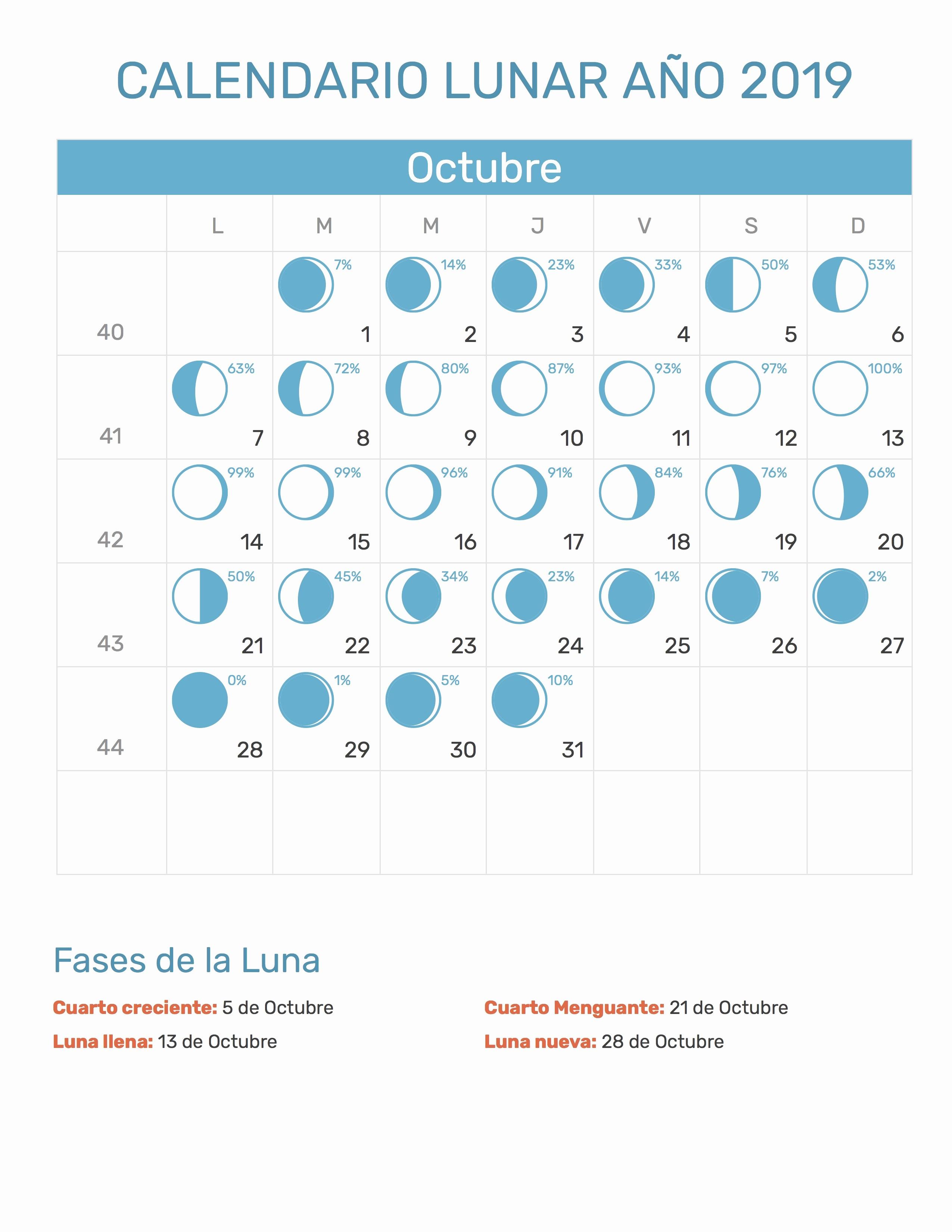 Calendario Del 2019 En Colombia Más Populares Inspiraci³n 40 Ejemplo Agisto 2019