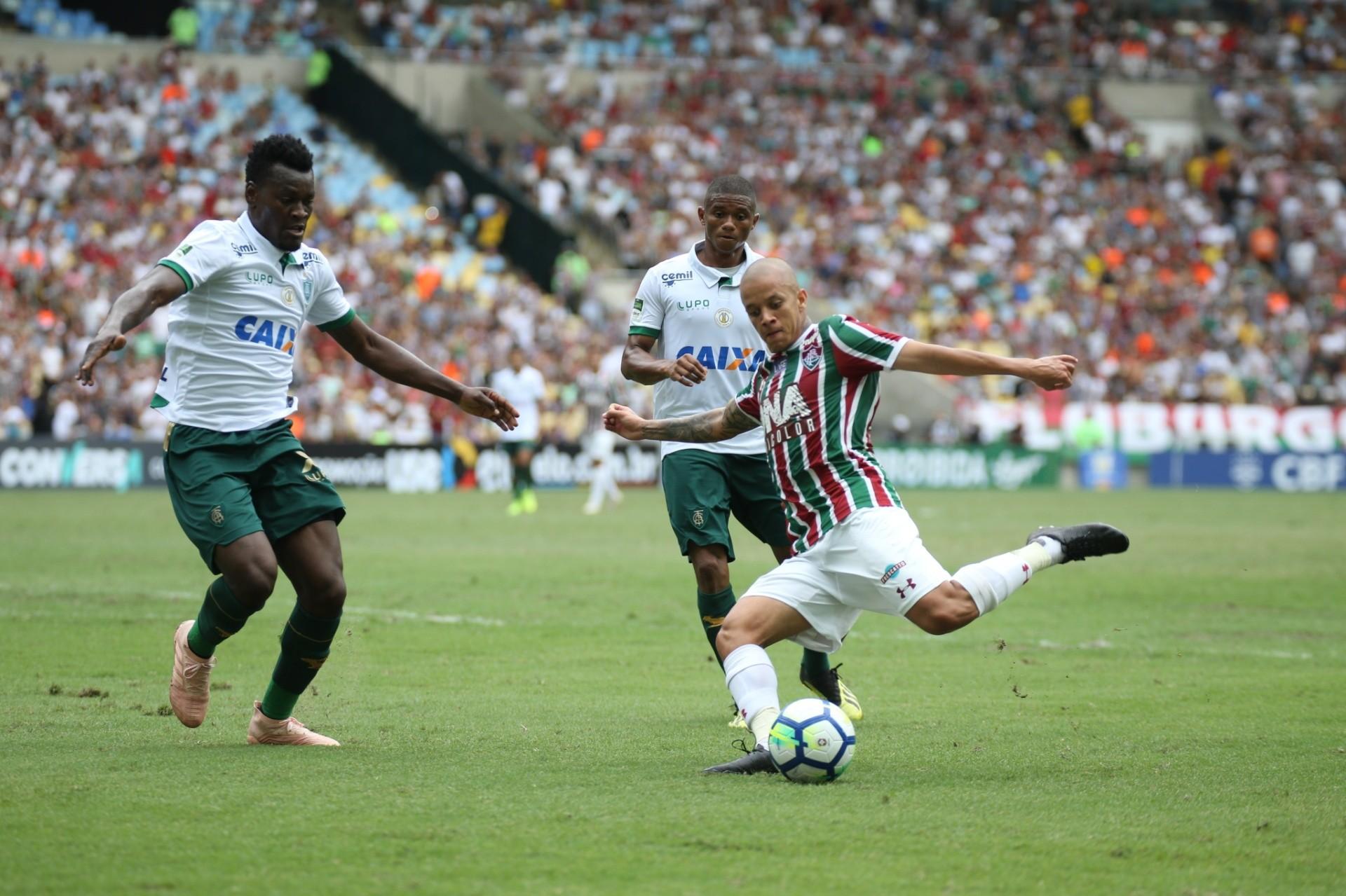 Fluminense encara o América MG pela 38ª rodada do Campeonato Brasileiro no Maracan£