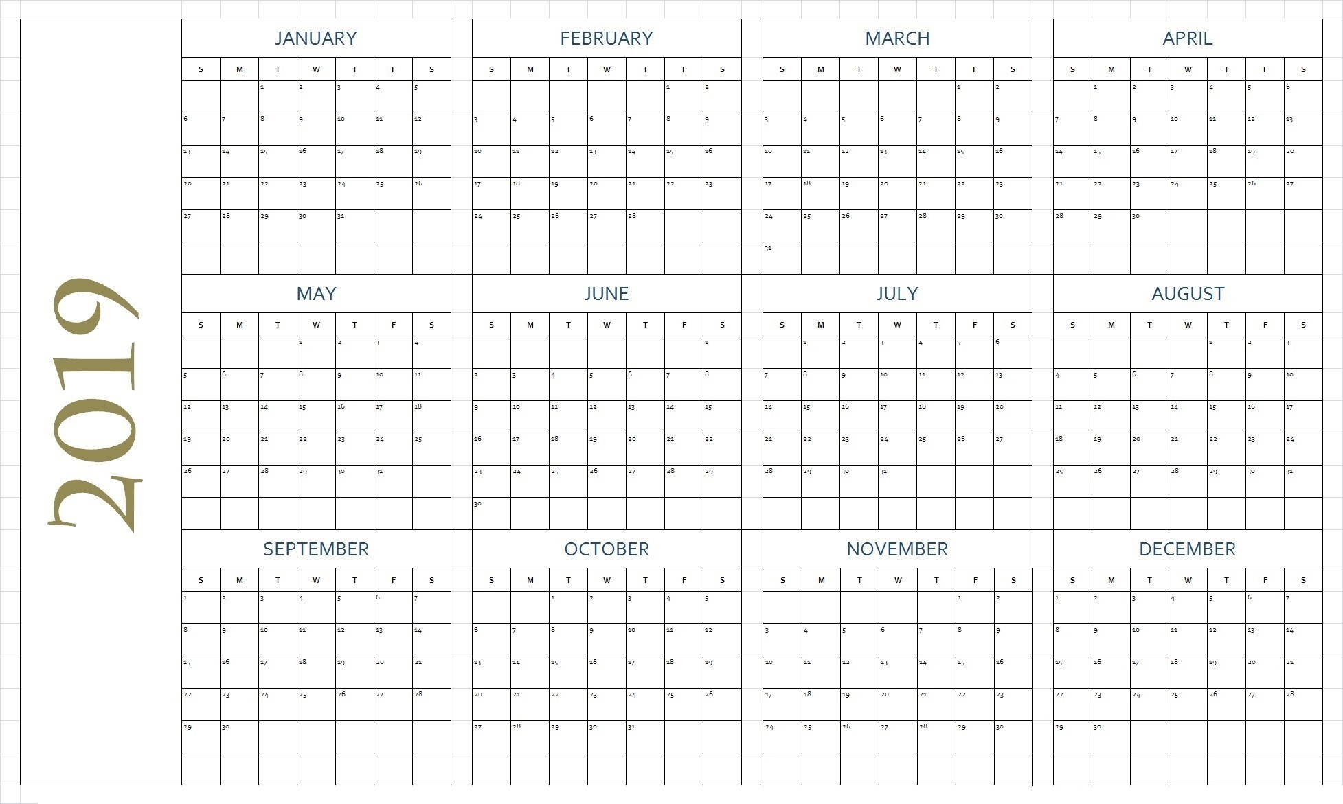 Free blank printable calendar pages templates public holidays 1955x1171 Weekly calendar pages