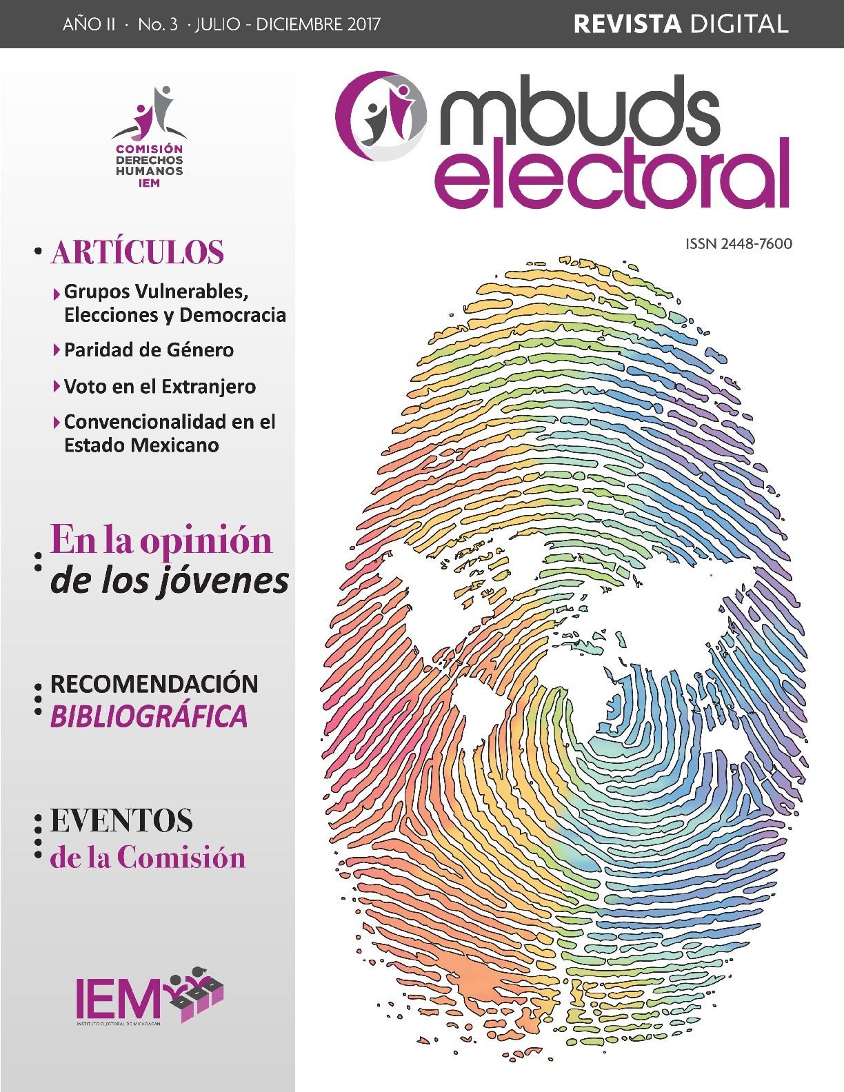Revista Ombuds Electoral