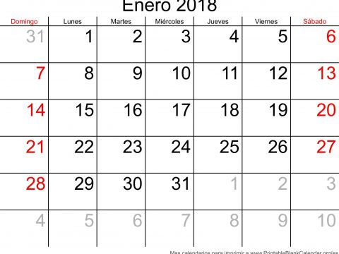 Calendario Enero 2019 Bonito Recientes Best Calendario Octubre 2017 Para Imprimir Pdf Image Collection